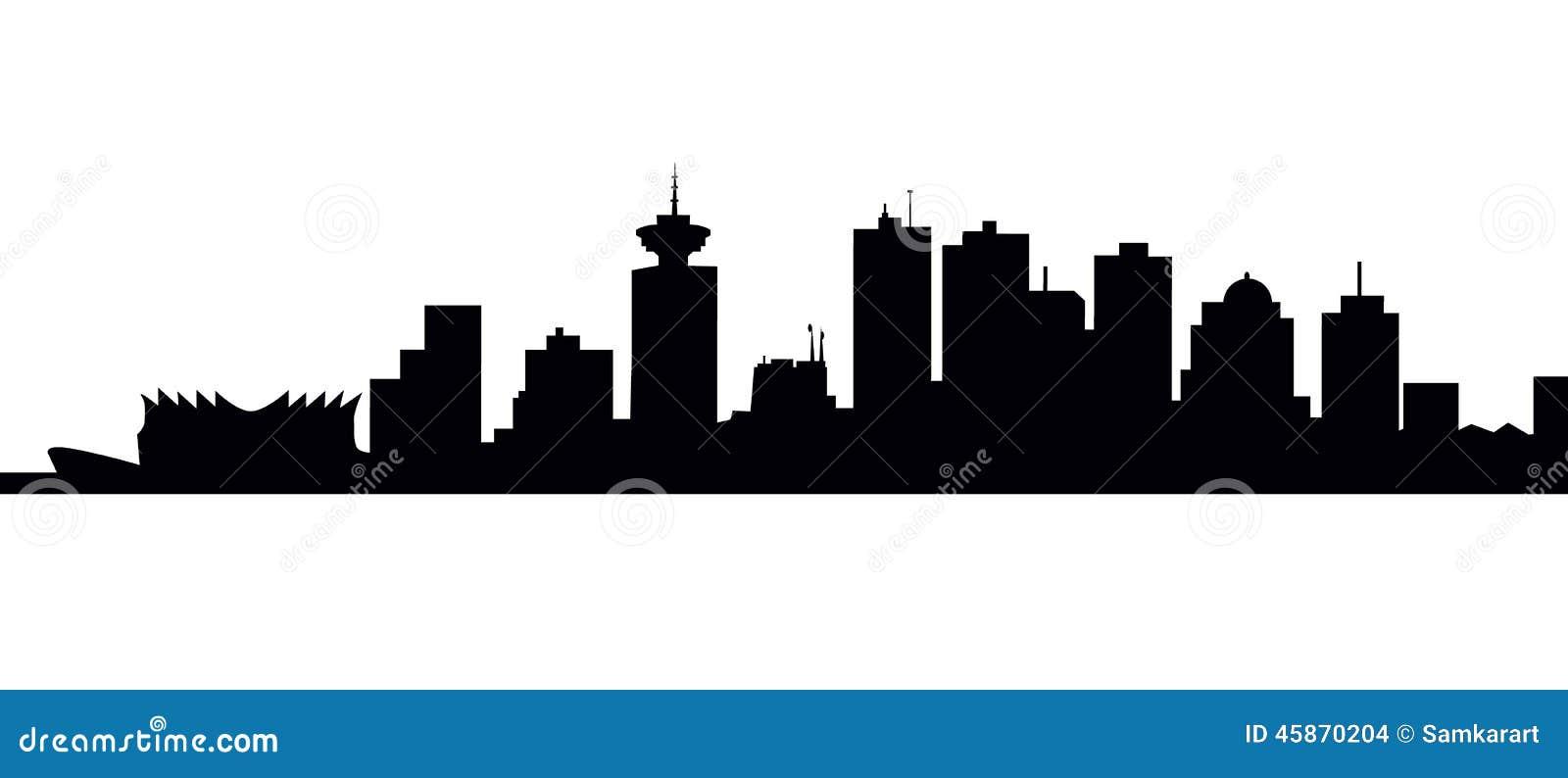 Horizon-vecteur de Vancouver