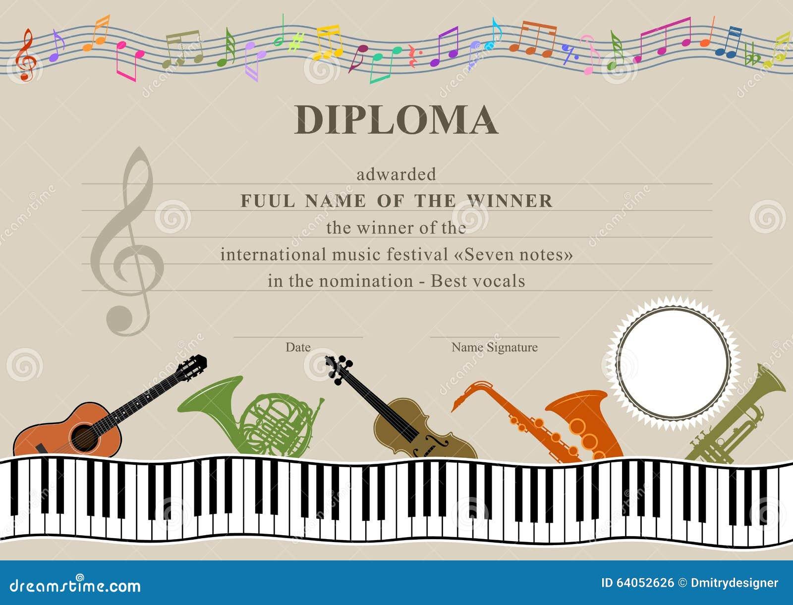 Horizontaal muzikaal diploma