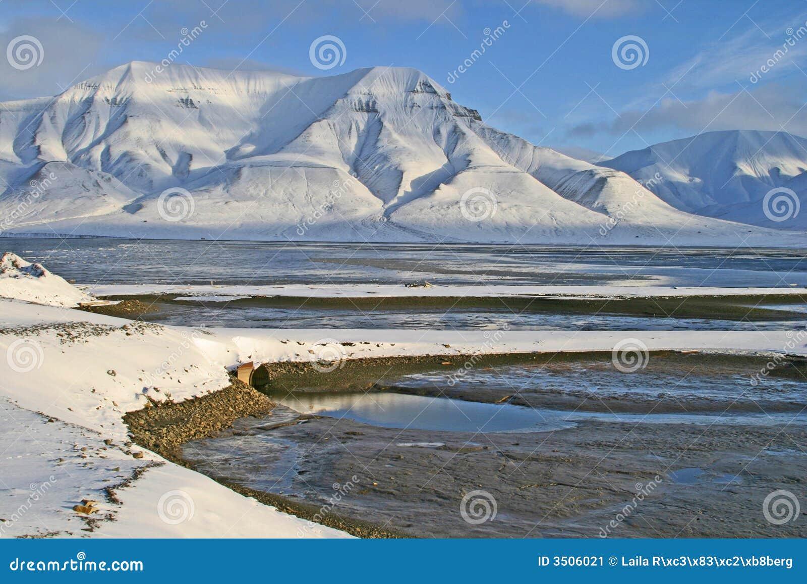Horizontal arctique