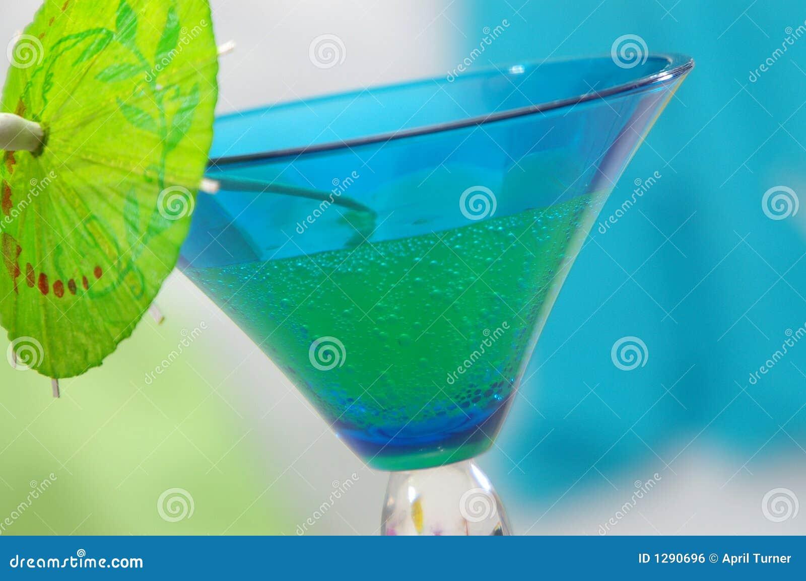 Horizontal azulverde