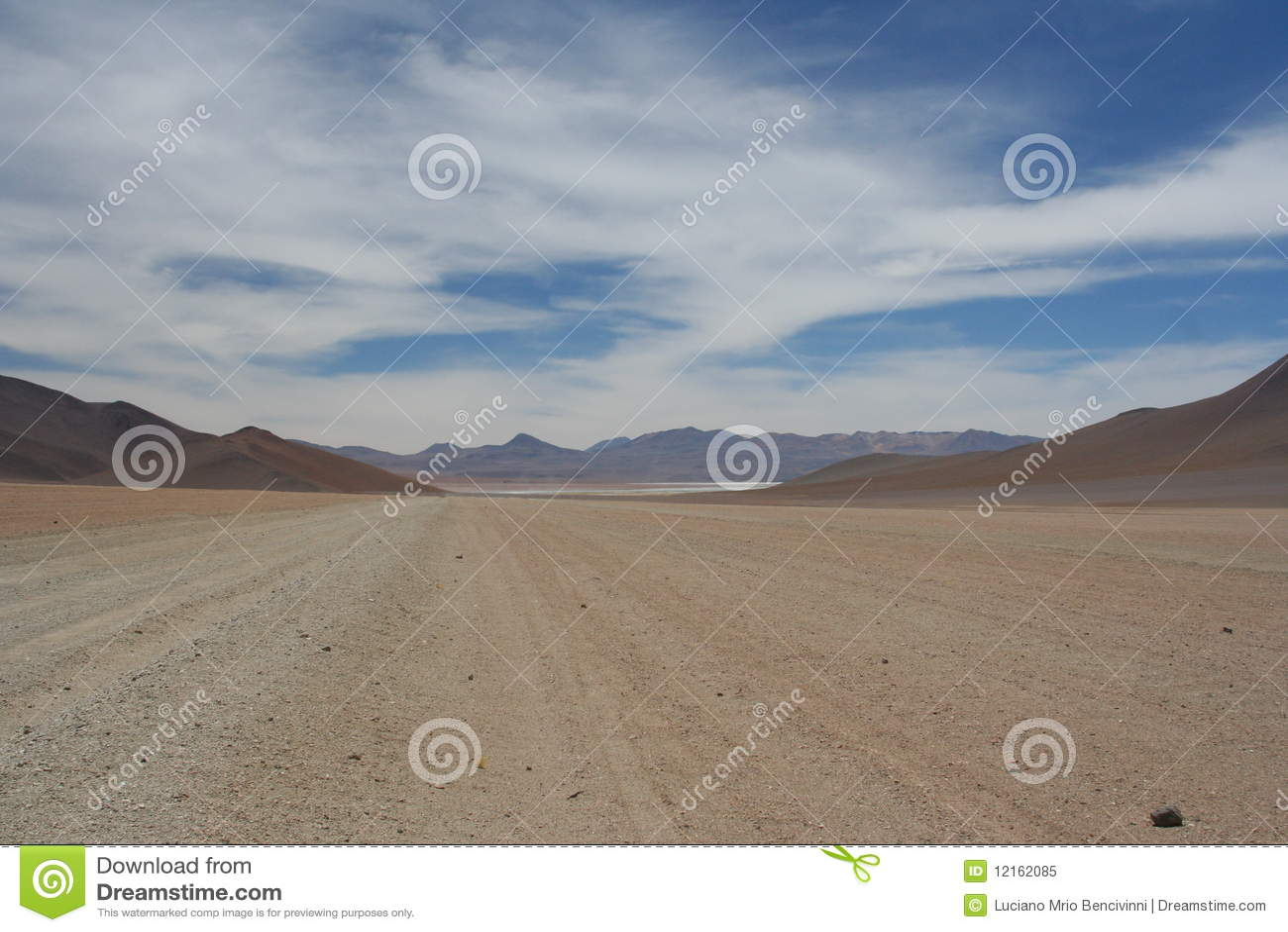 Horizontal bolivien de plateau