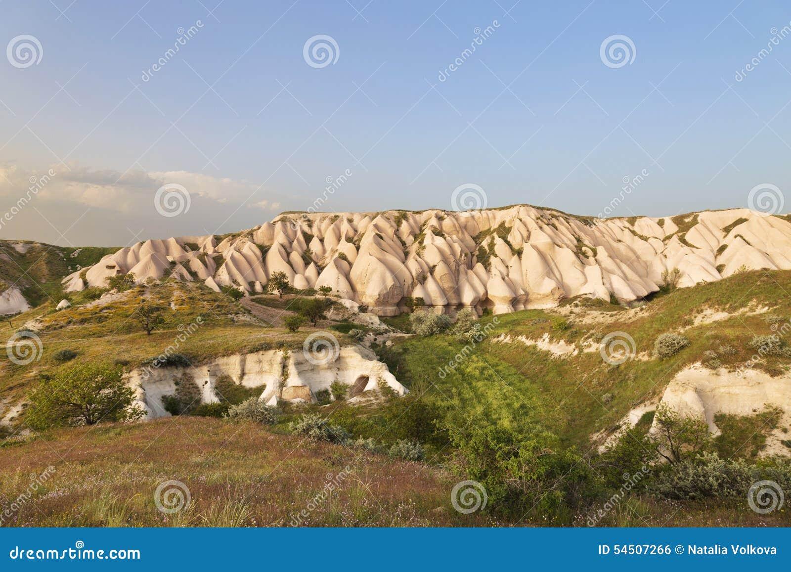 Horizontal de Cappadocian
