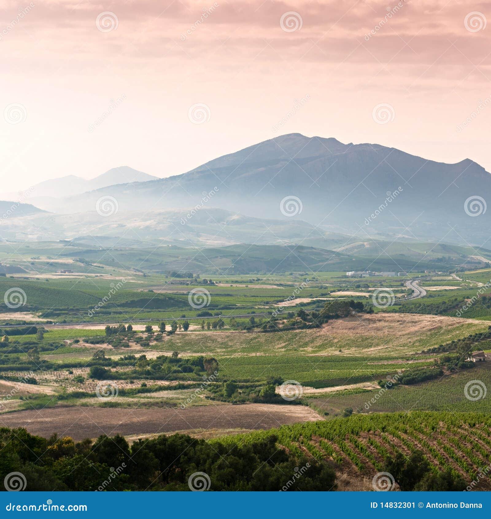 Horizontal de la Sicile