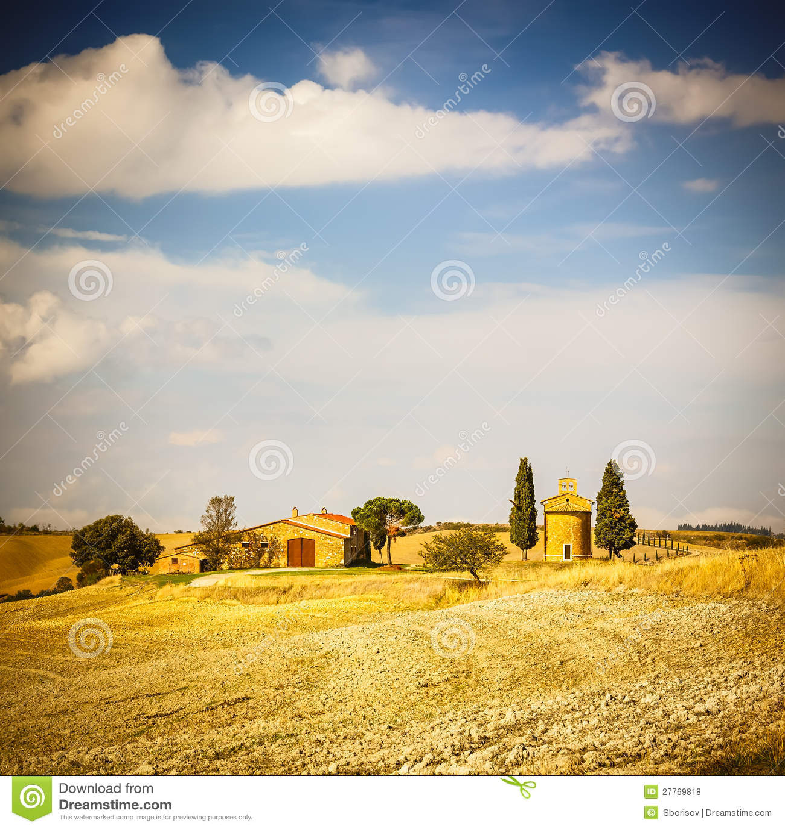 Horizontal de la Toscane