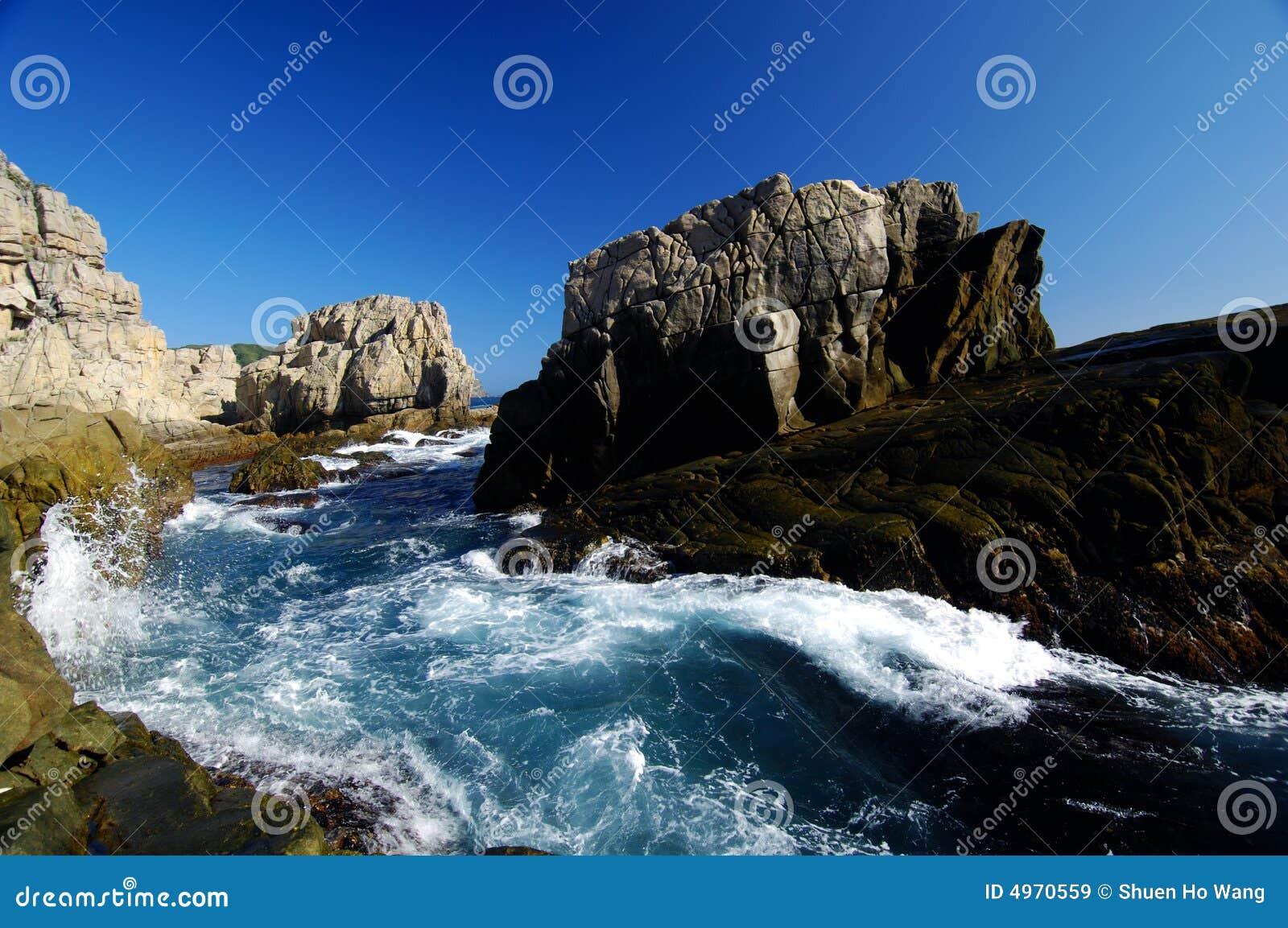 Horizontal de mer