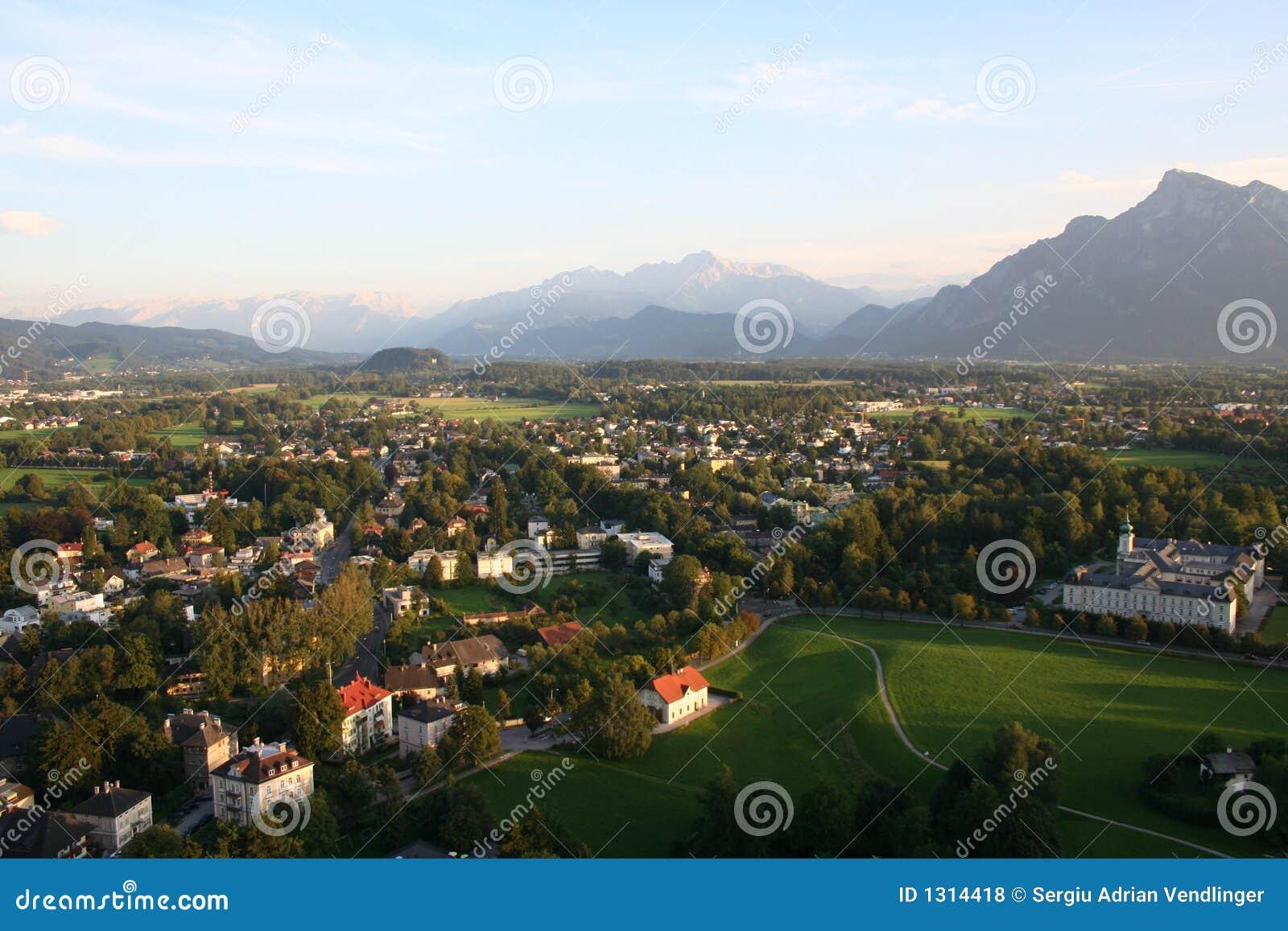 Horizontal de Salzbourg
