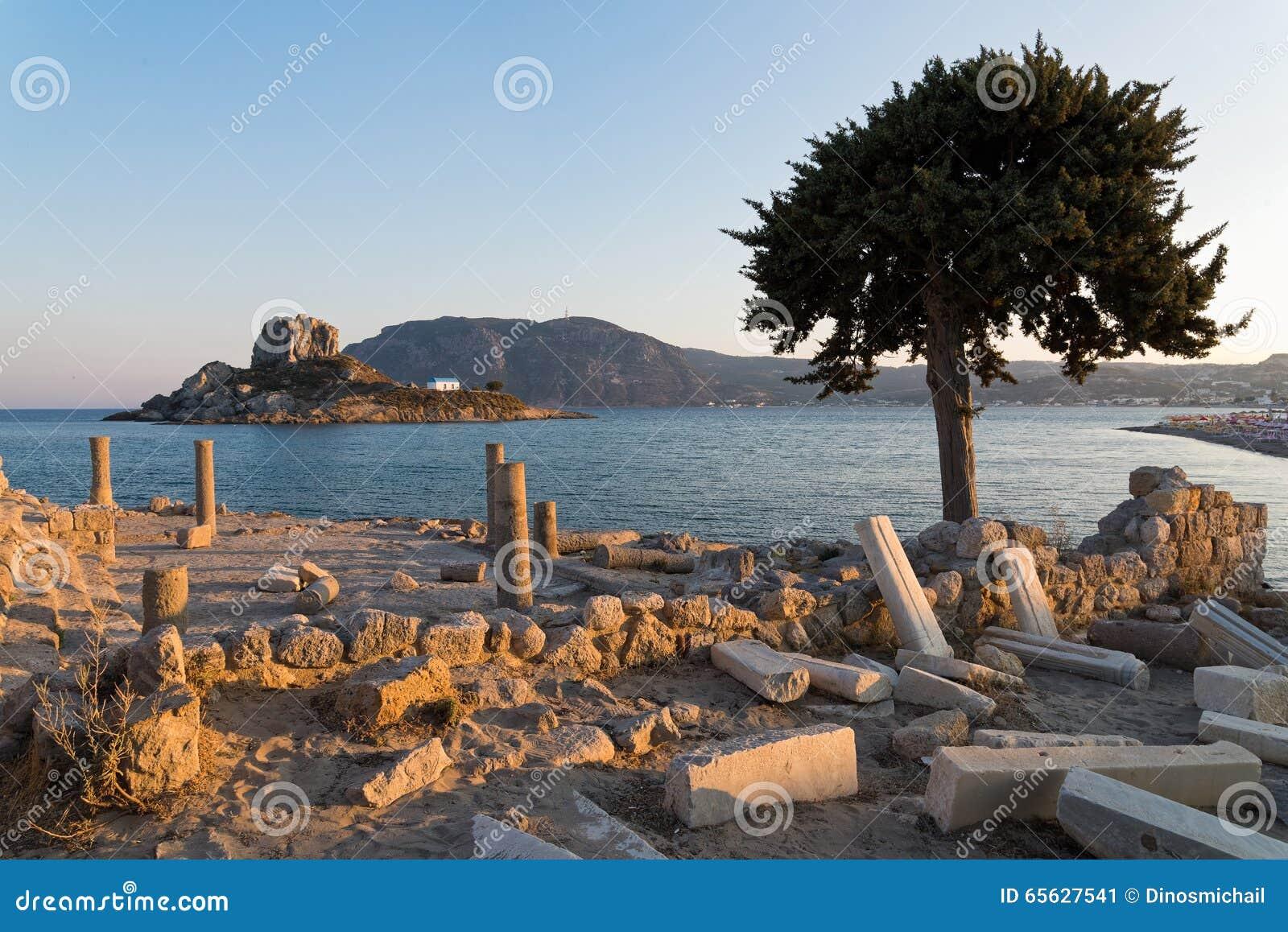 Horizontal en Grèce