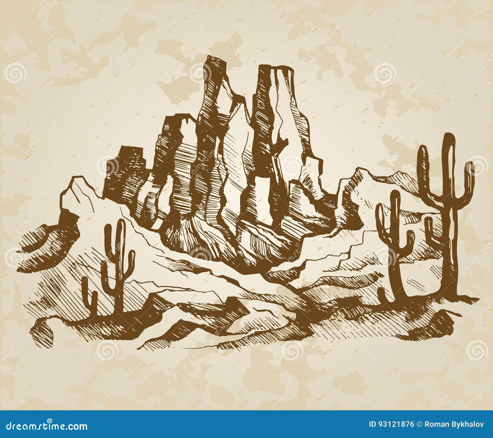 Horizontal Etats-Unis types de l Arizona