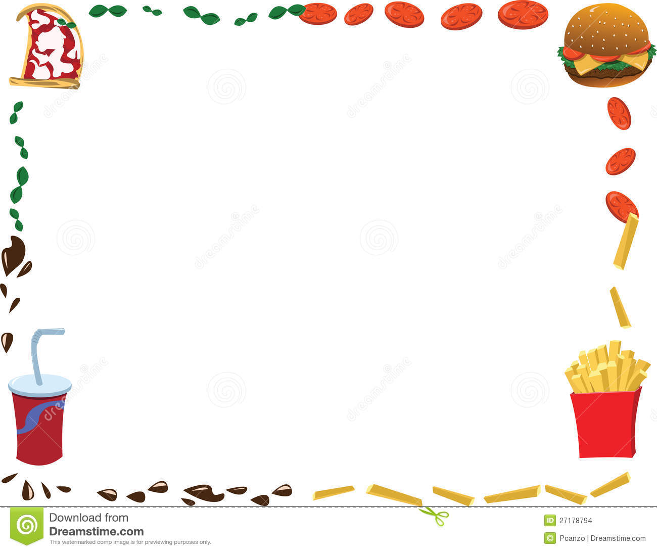 Business plan fast food
