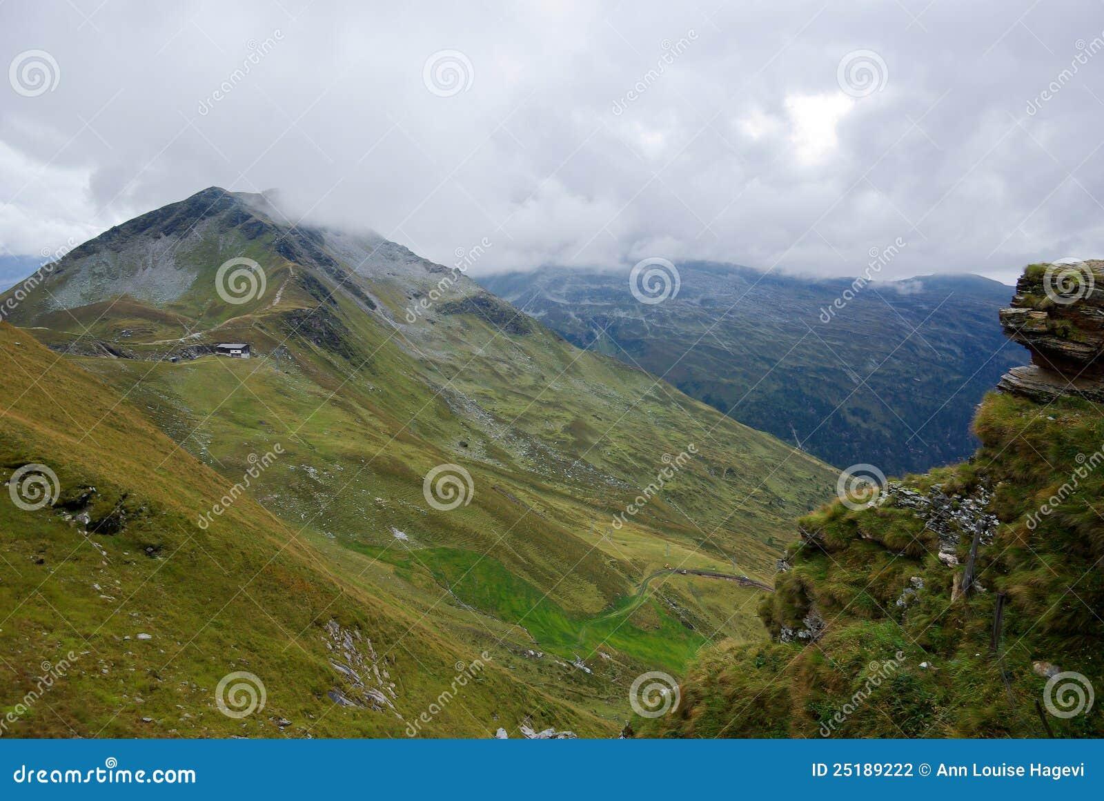 Horizontal montagneux
