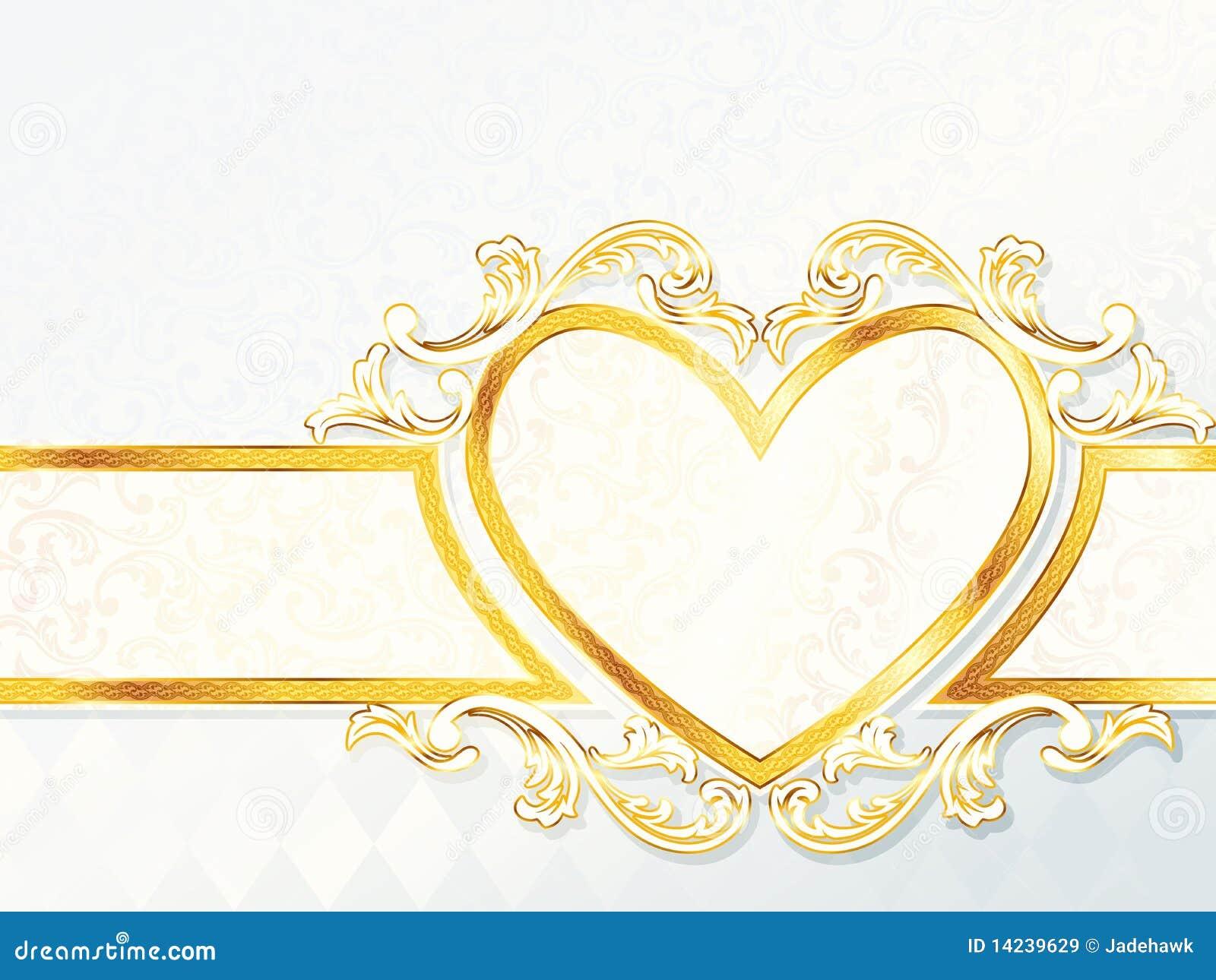 Wedding Banner Clipart