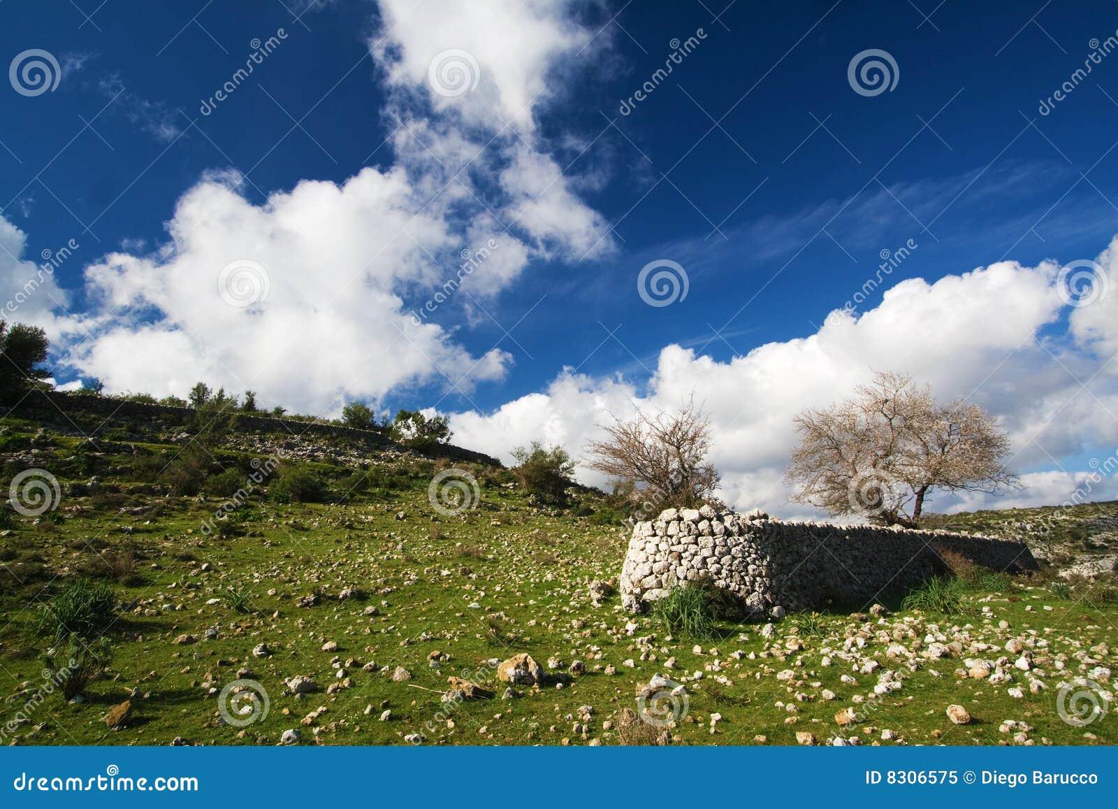 Horizontal sicilien