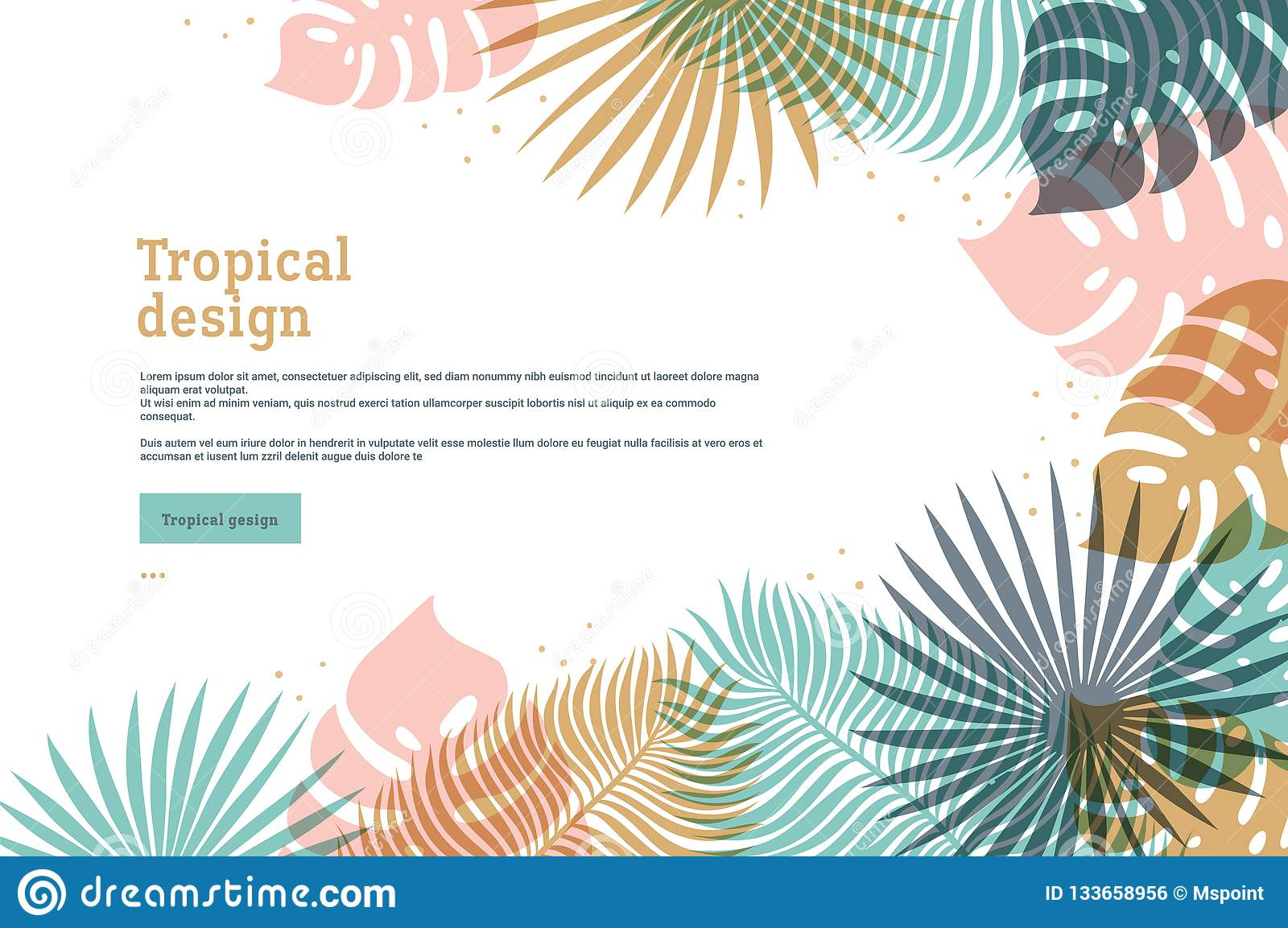 Horizontal Tropical Banner In Pastel Colors Summer Tropical Design With Exotic Palm Leaves Monstera Palm Leaves Stock Vector Illustration Of Garden Color 133658956 Sign in with facebook sign in with twitter. https www dreamstime com horizontal tropical banner pastel colors summer tropical design exotic palm leaves monstera palm leaves horizontal image133658956