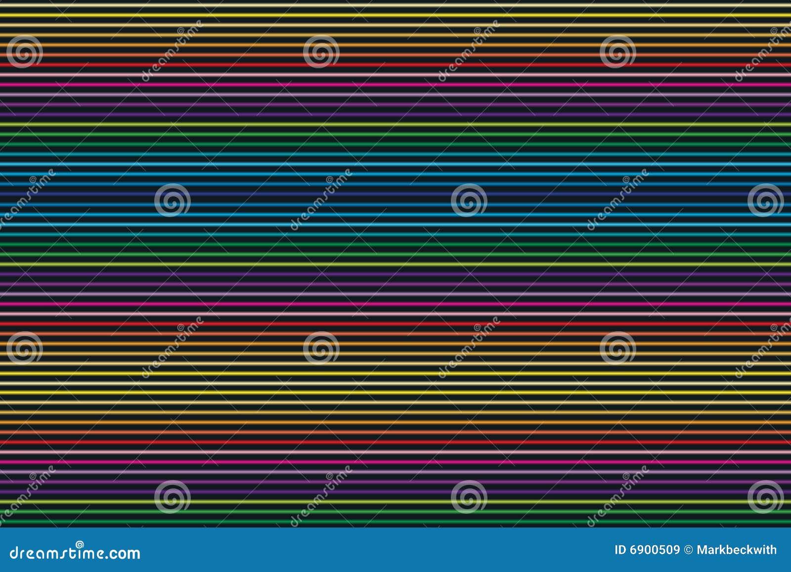 Horizontale lijnensamenvatting
