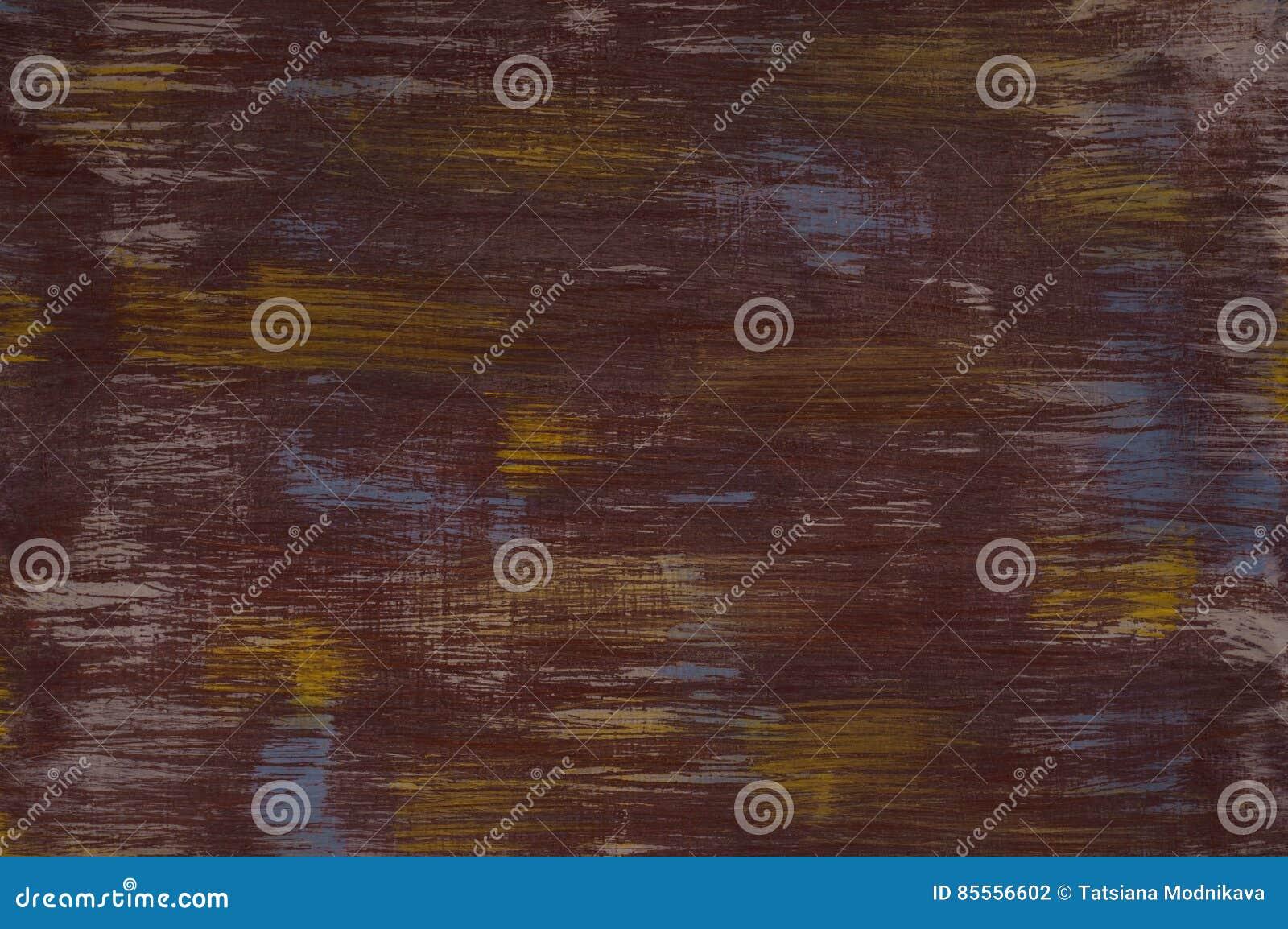 Horizontaler rostiger Metallhintergrund handgemacht
