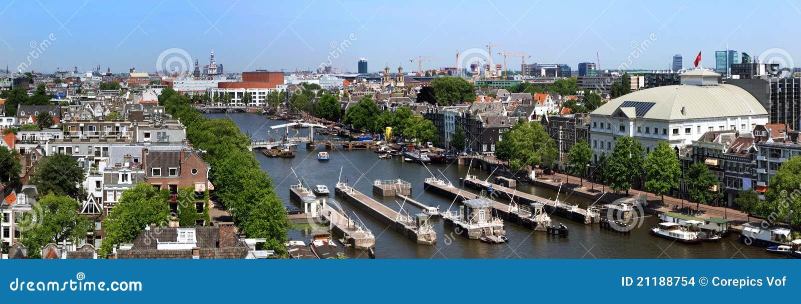 Horizonte de Amsterdam