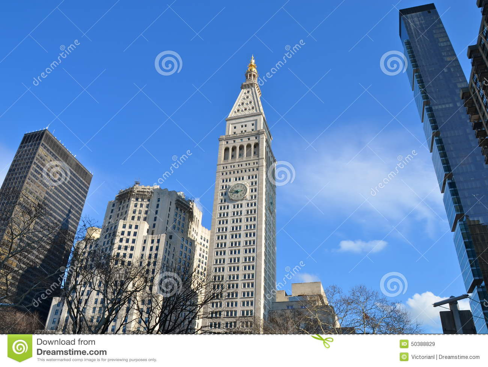 Horizonte de Manhattan, New York City