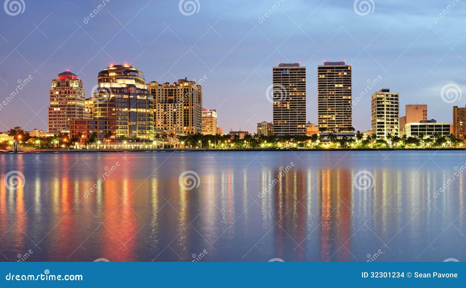 Horizonte de West Palm Beach