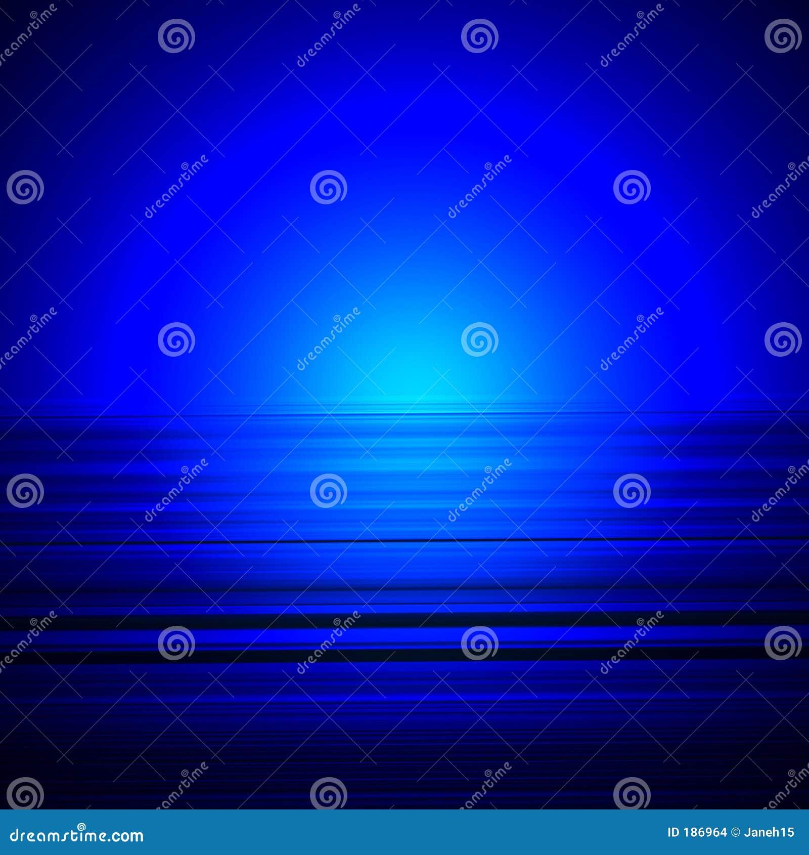 Horizontes azules