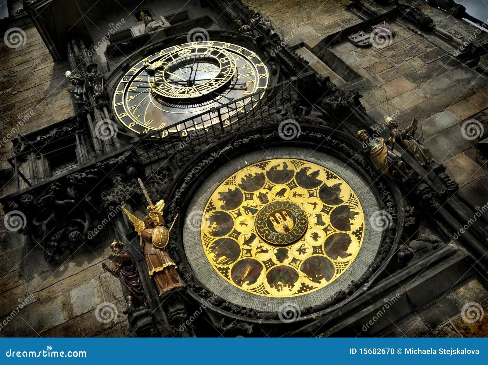 Horloge astrologique de Prague