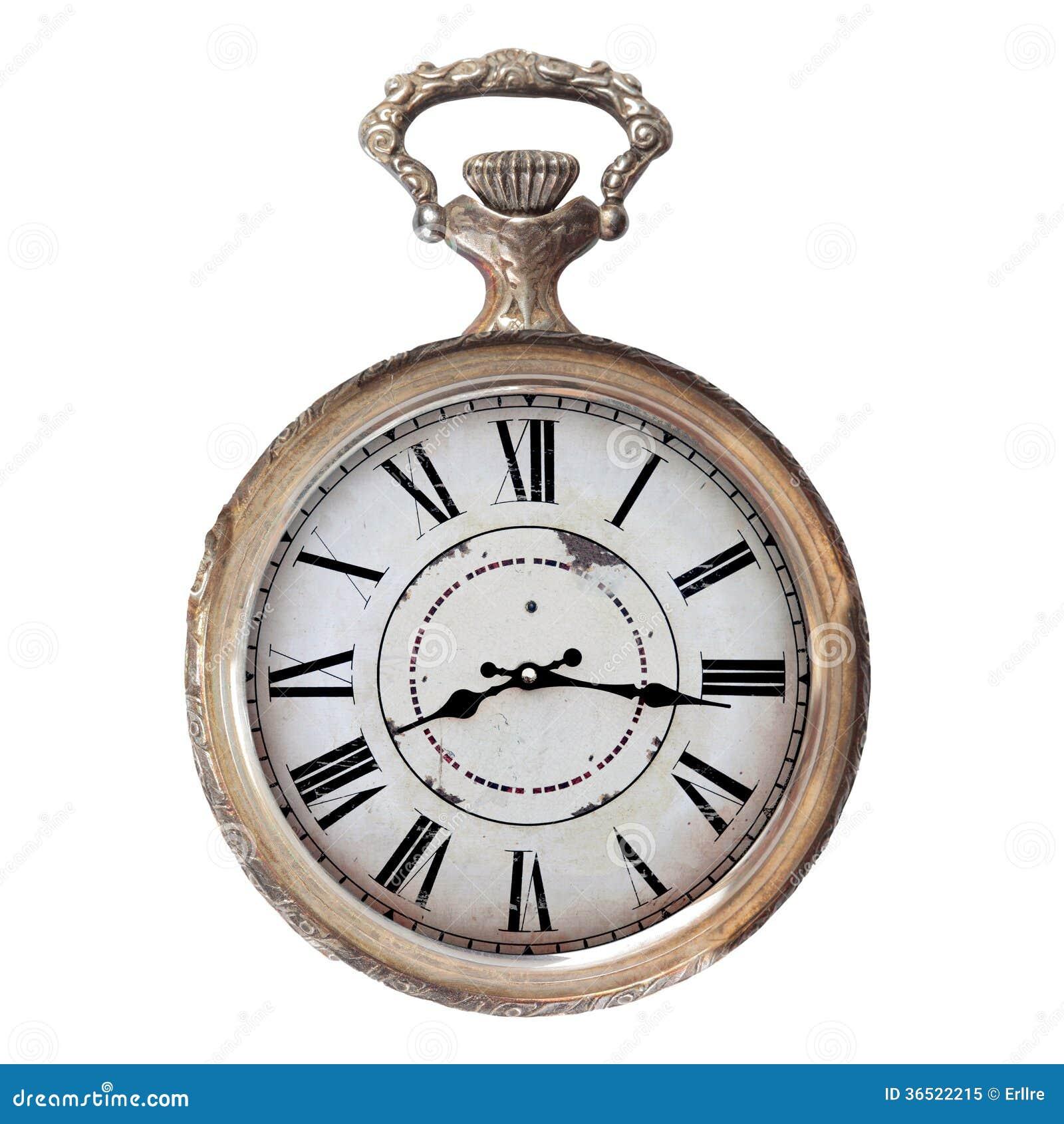 Horloge de vintage