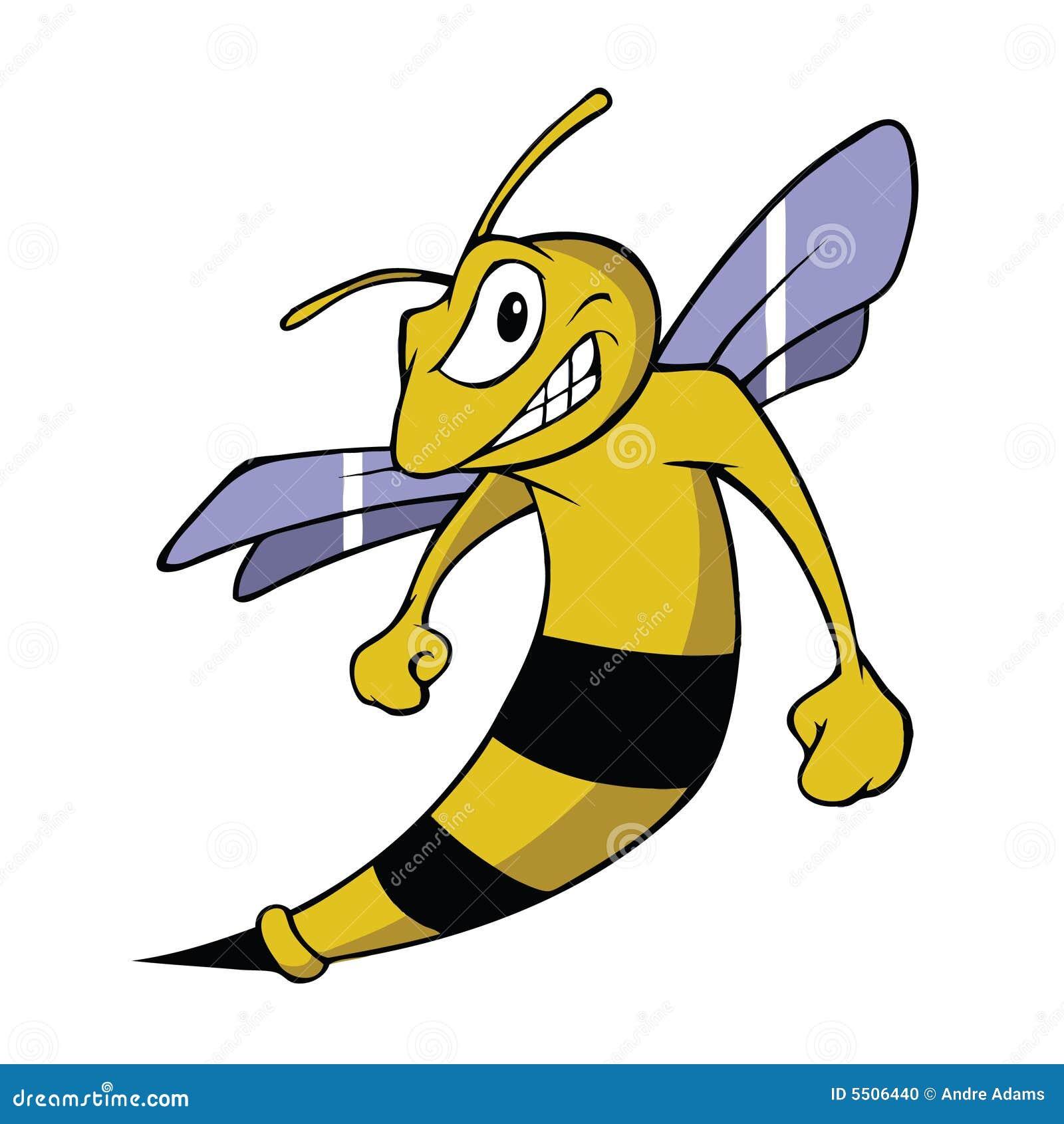 Hornet Stock Photo - Image: 5506440