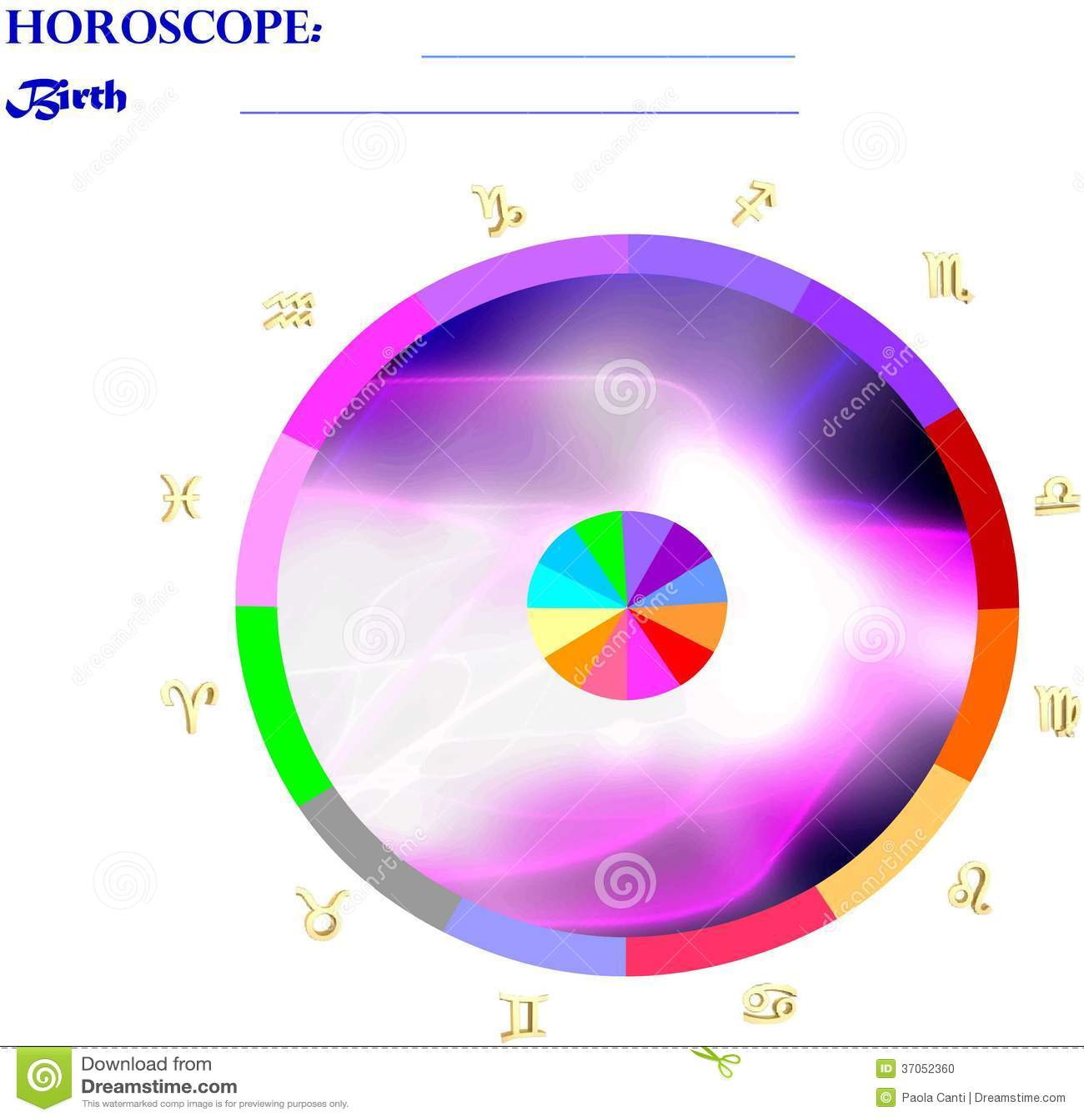 Horoscope birth chart stock illustration illustration of chart horoscope birth chart nvjuhfo Gallery