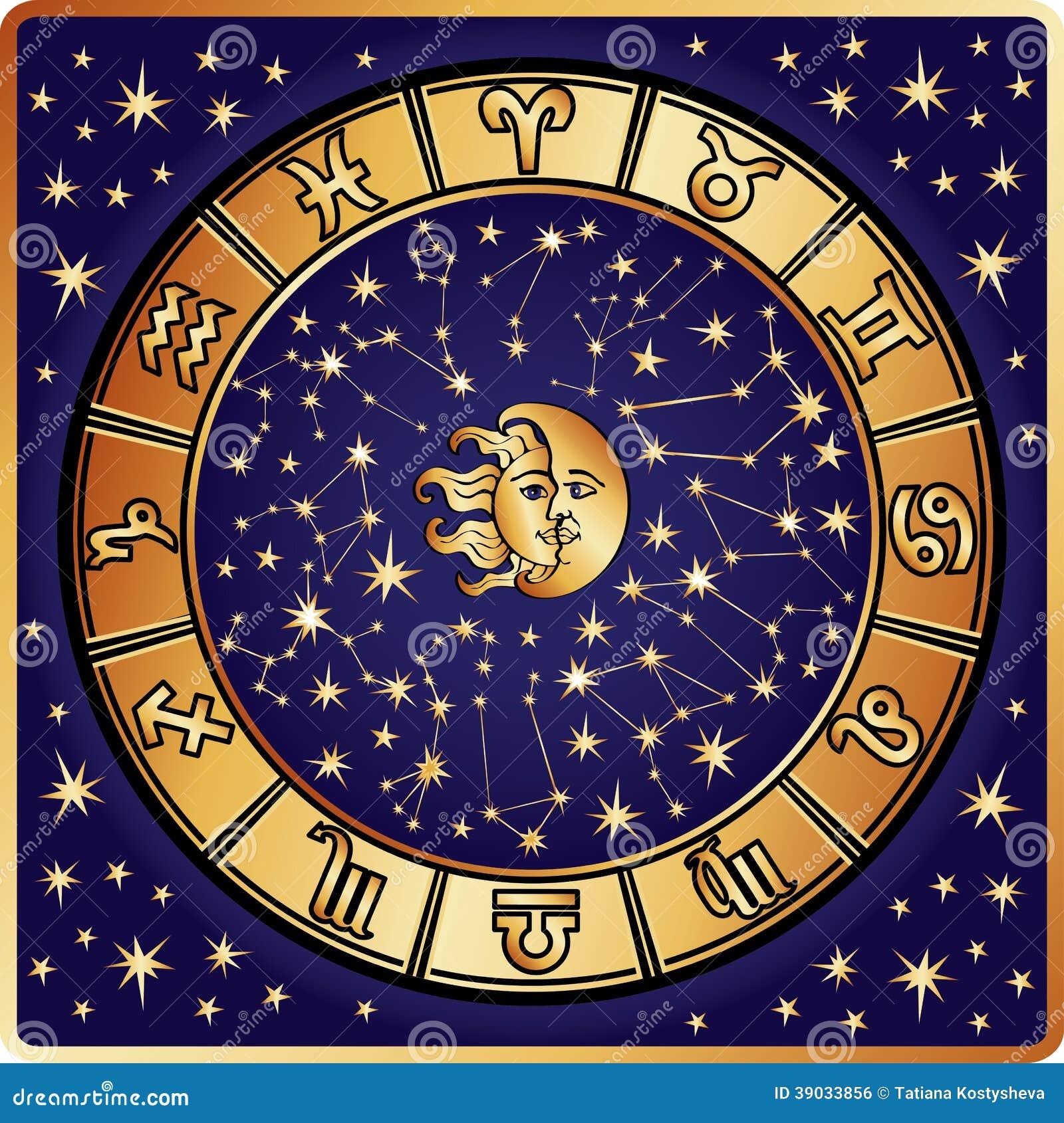 Horoscope Circle.Zodia... Capricorn Horoscope