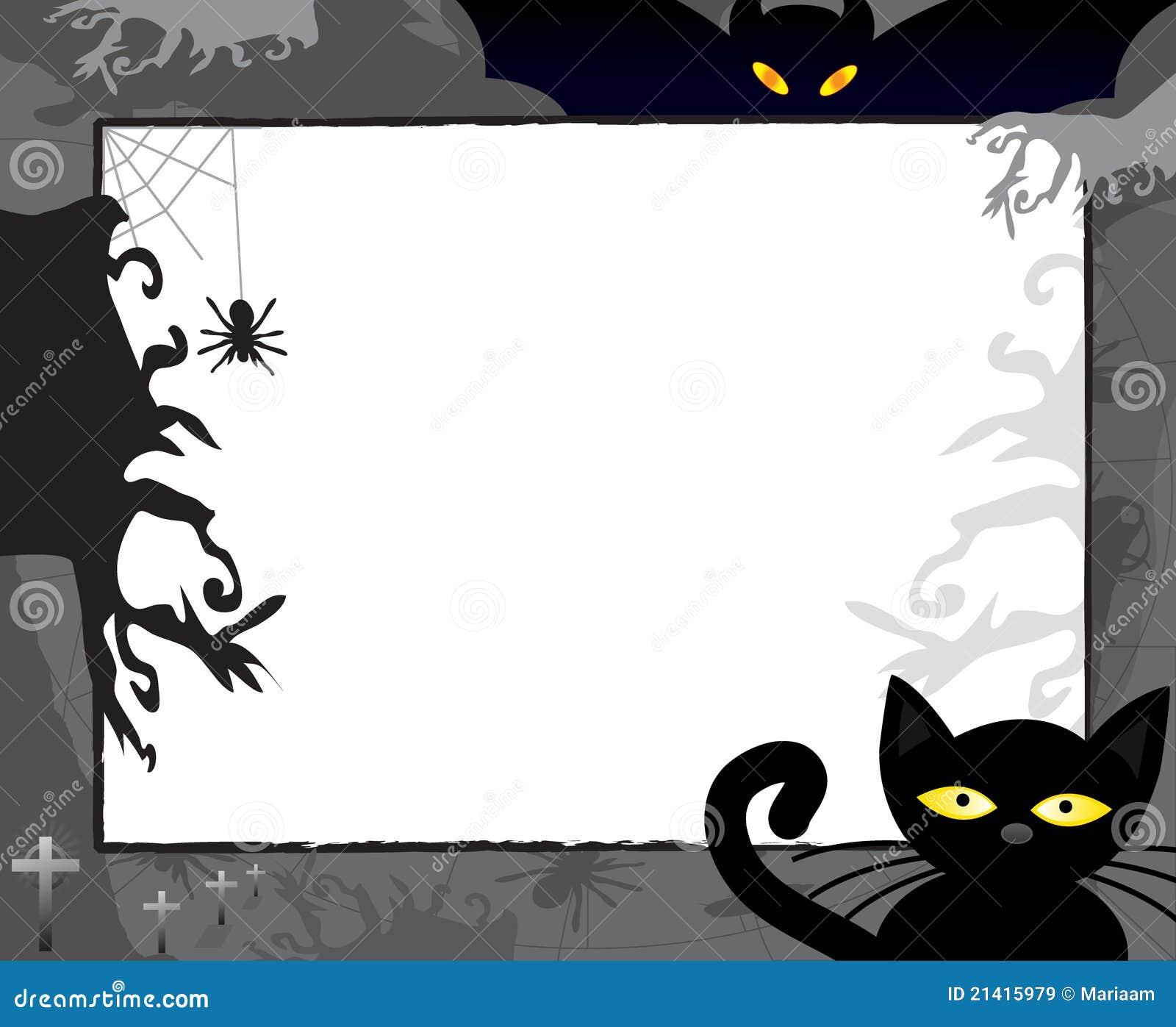 Scary Halloween Decor