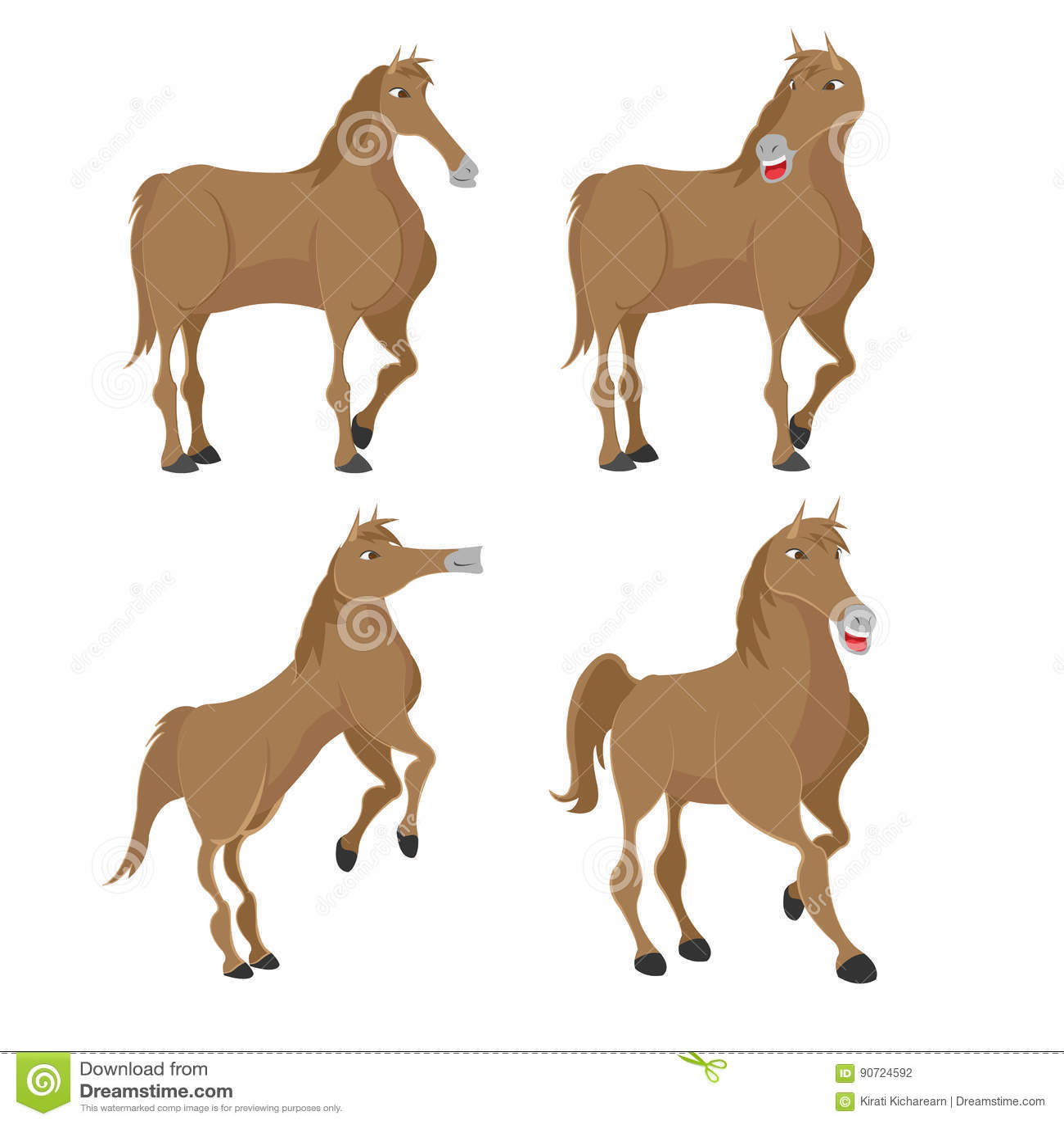 Sorrel Cartoons, Illustrations & Vector Stock Images