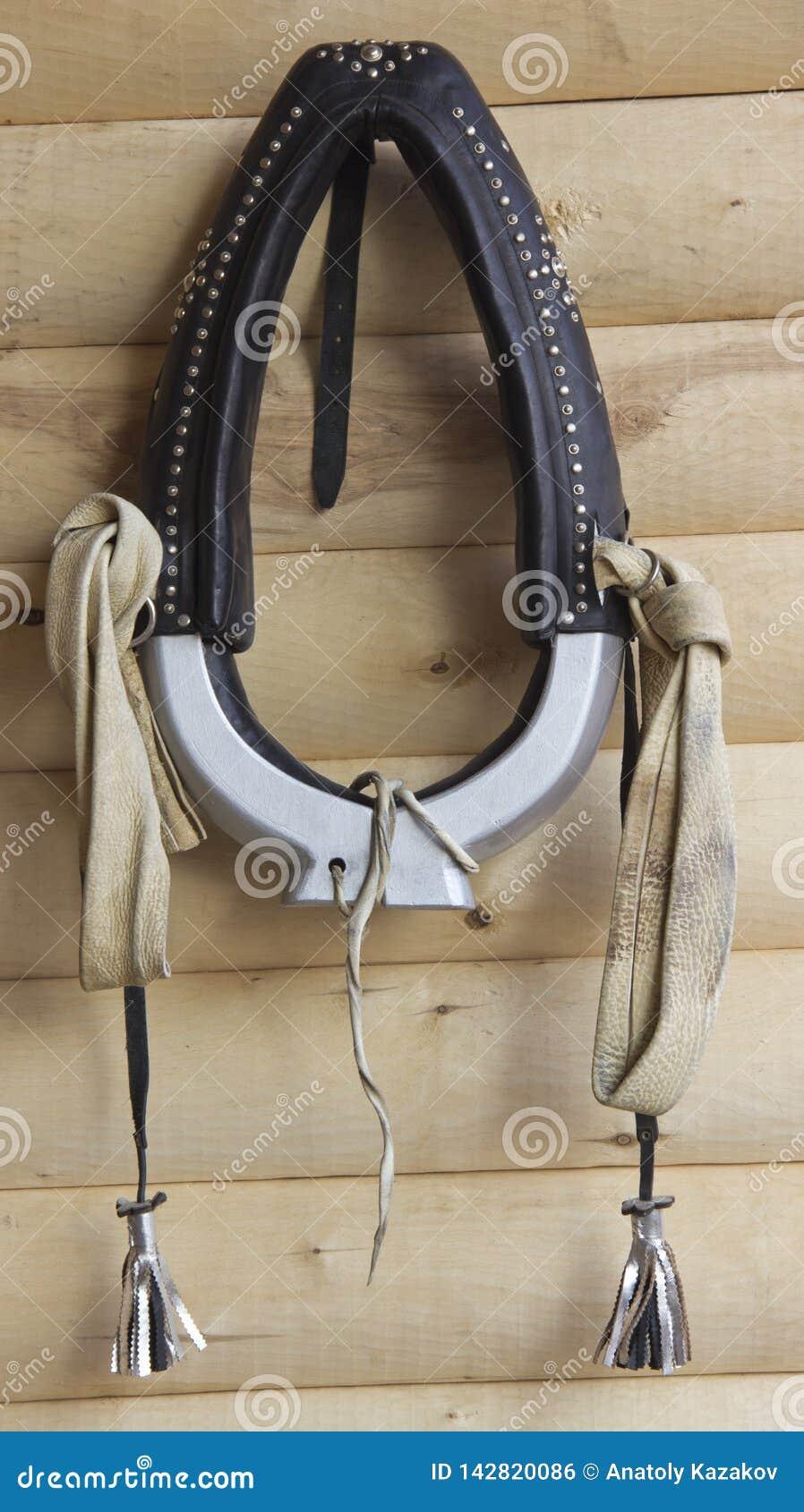 A horse collar