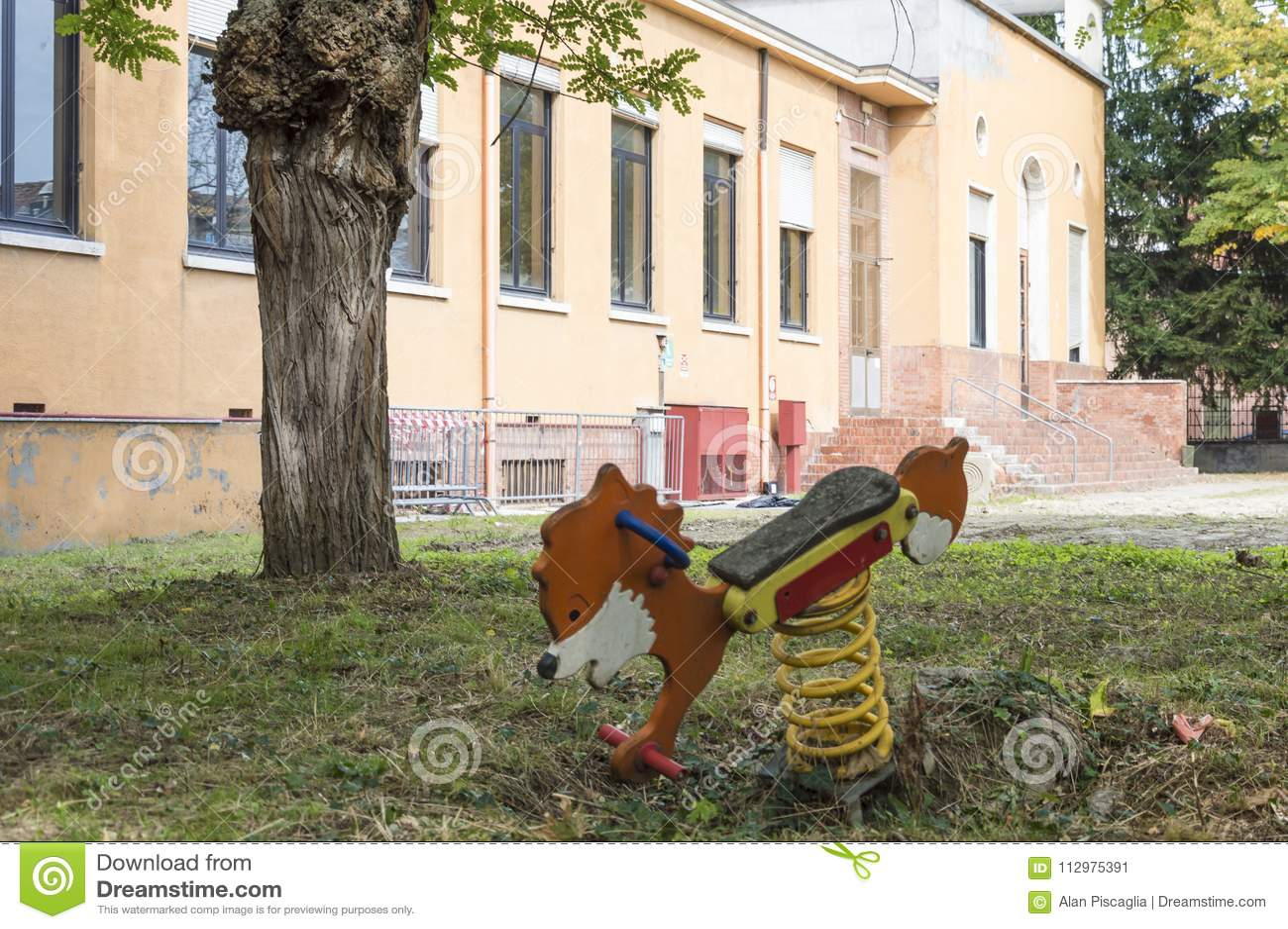 Horse Garden Toy