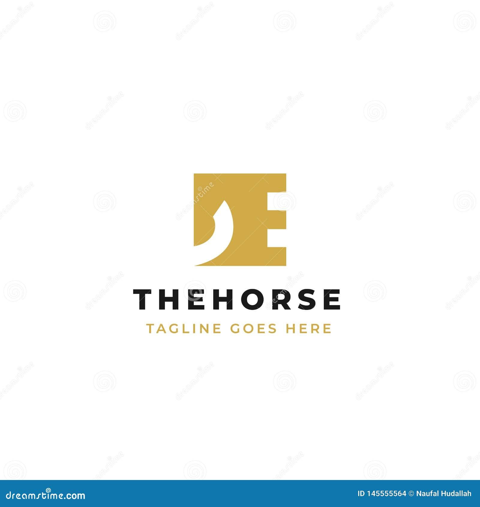 Horse Logo Letter Stock Illustrations 853 Horse Logo Letter Stock Illustrations Vectors Clipart Dreamstime