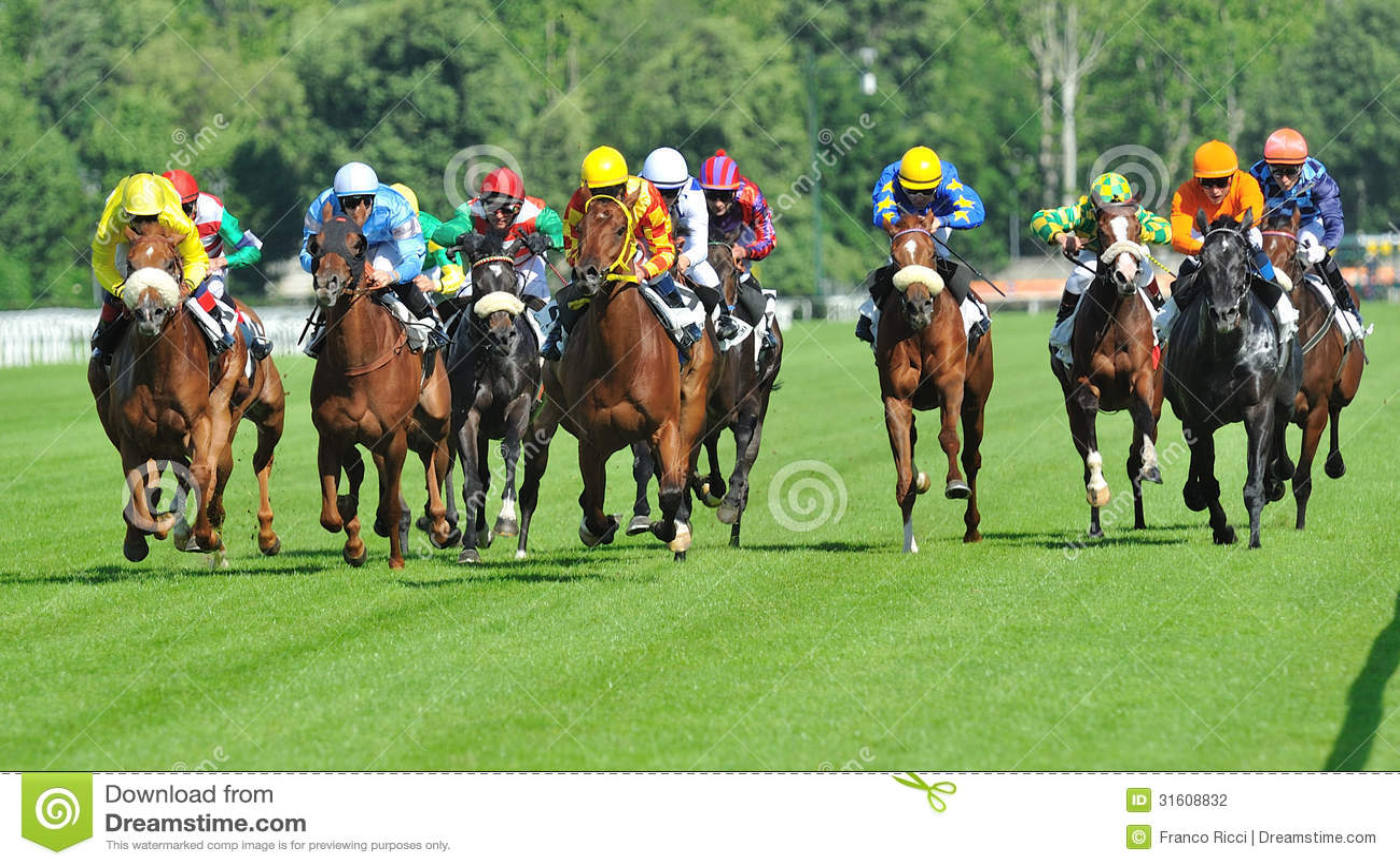 san siro horse racing