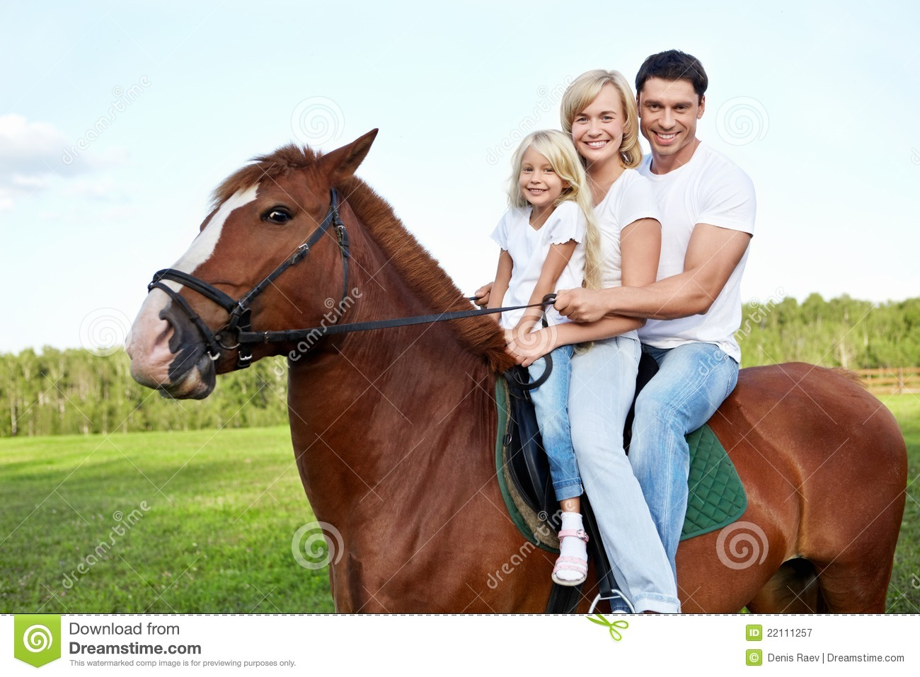 Horse Riding Stock Image Image Of Male Girls Equine 22111257