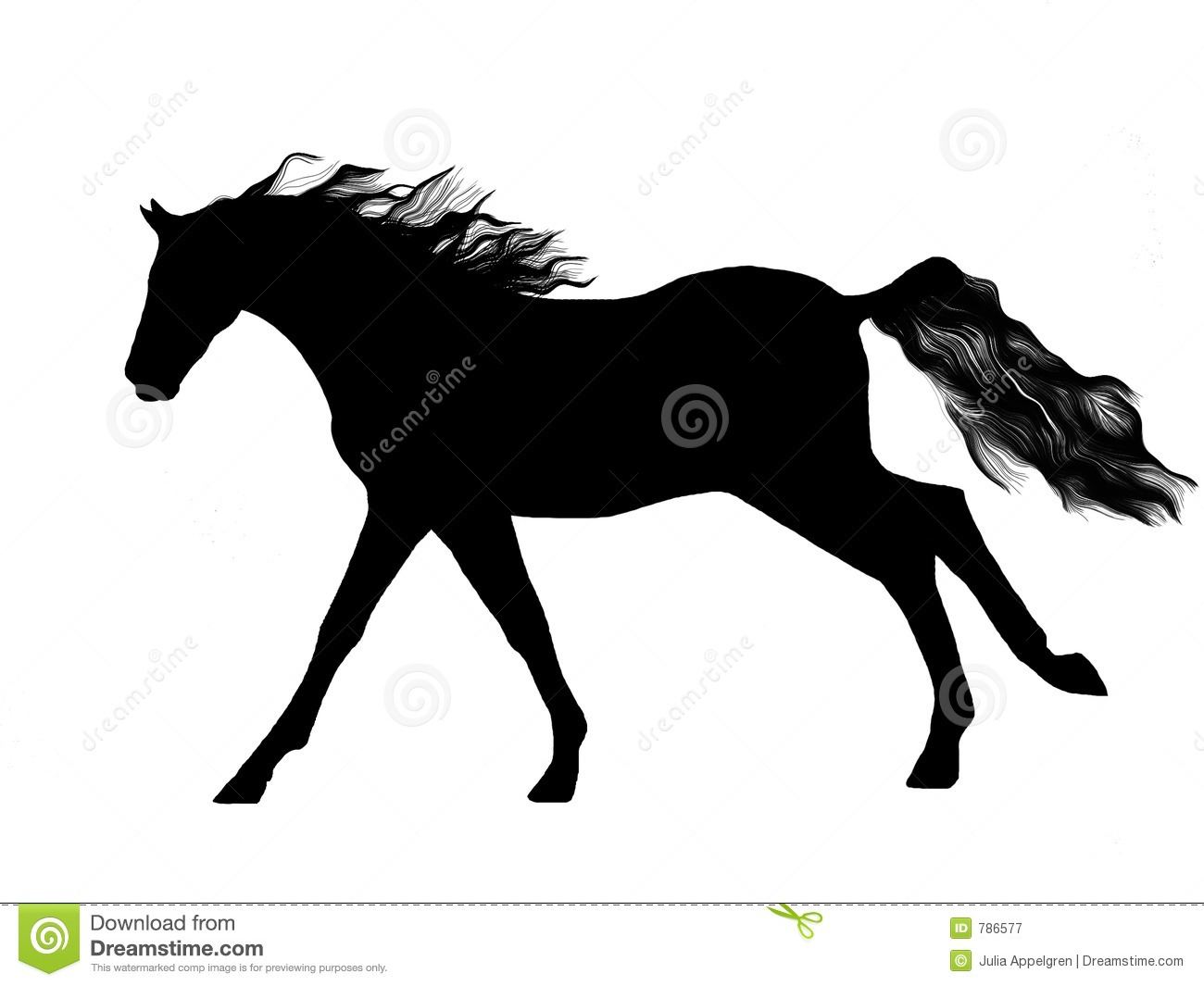 Horse Running Silhouette Stock Illustrations 4 556 Horse Running Silhouette Stock Illustrations Vectors Clipart Dreamstime