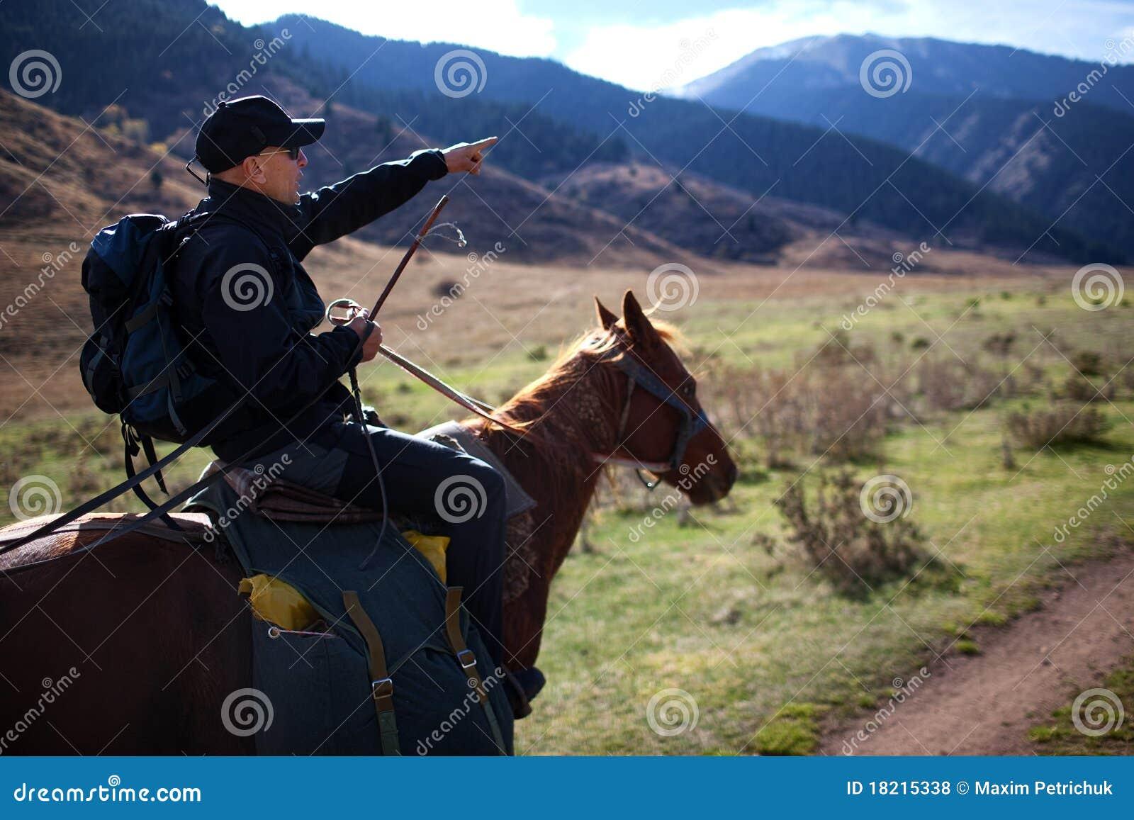 Horseback het Berijden