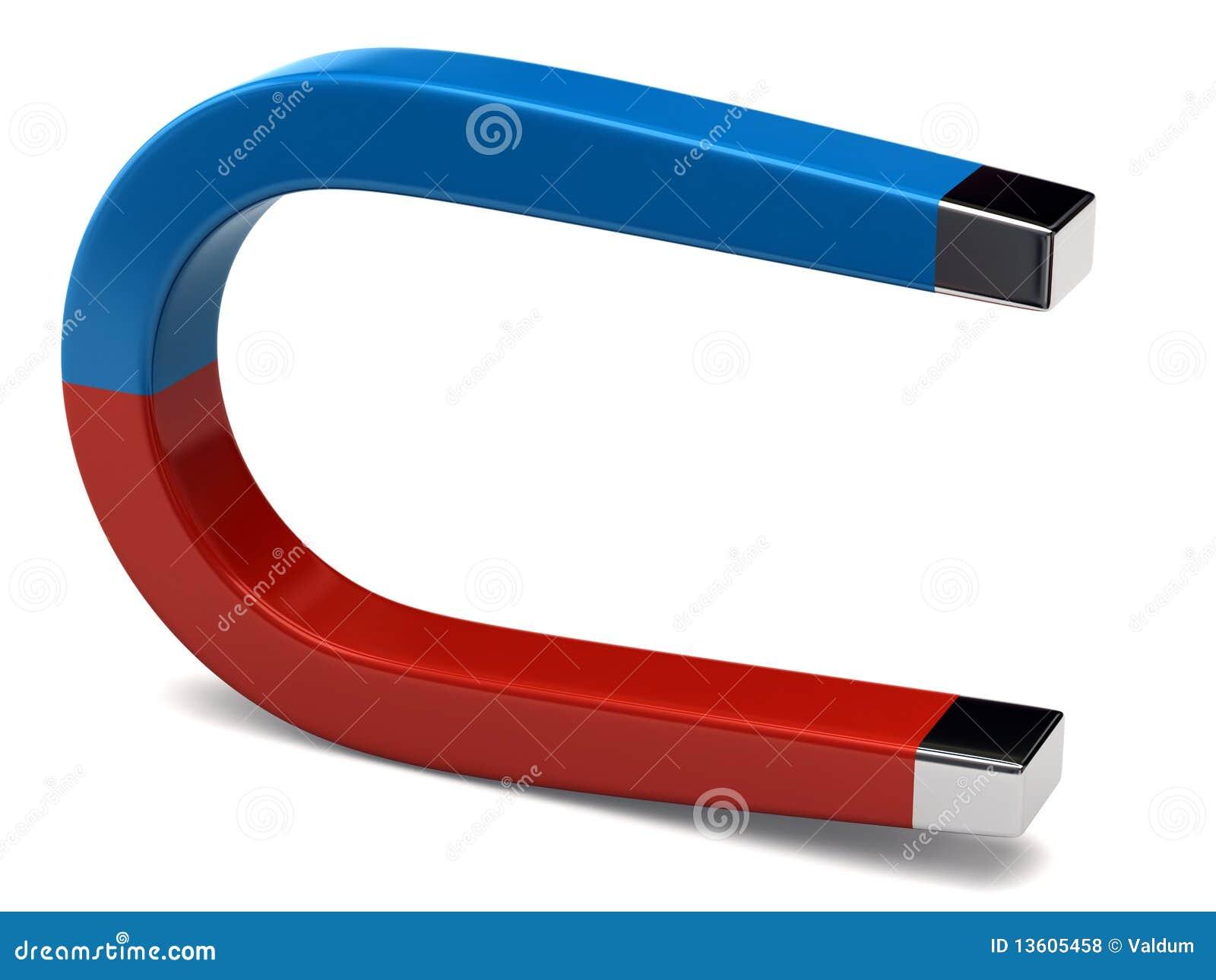 horseshoe magnet royalty free stock photos image 13605458 Horshoe Magnet Disc Magnet Clip Art