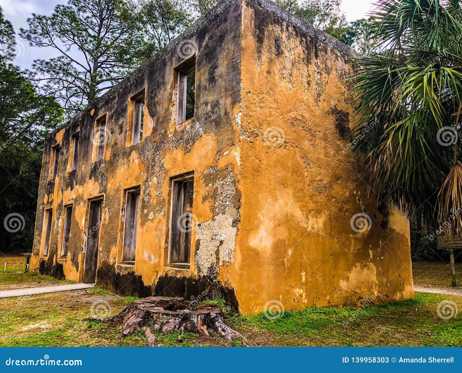 Horton House Of Jekyll Island