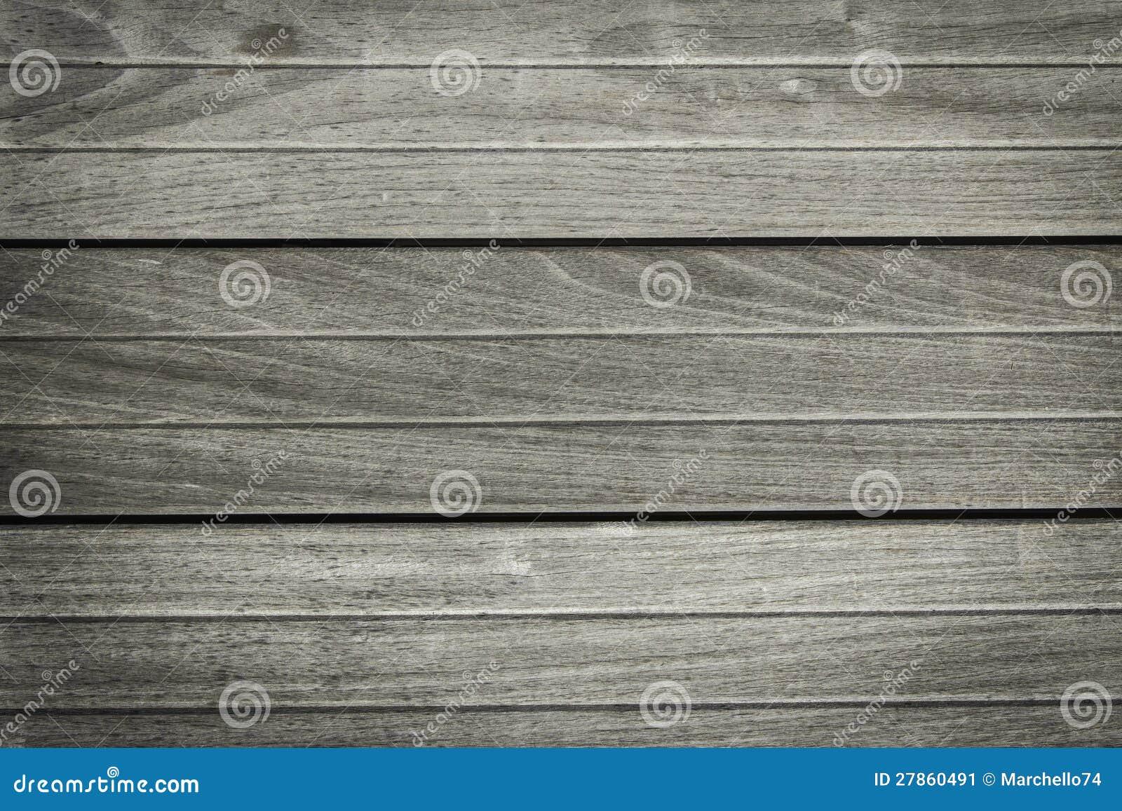 Horyzontalny drewniany wzór