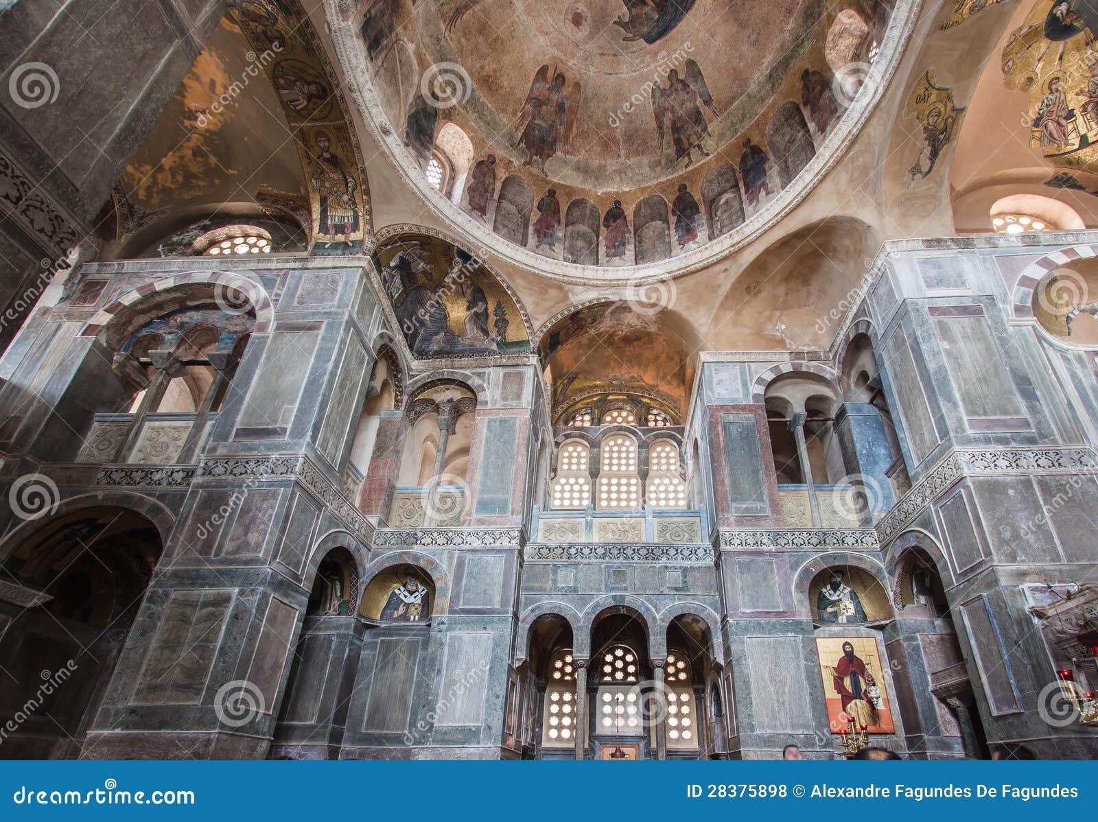 Hosios Loukas Monastery Royalty Free Stock Photos - Image ...