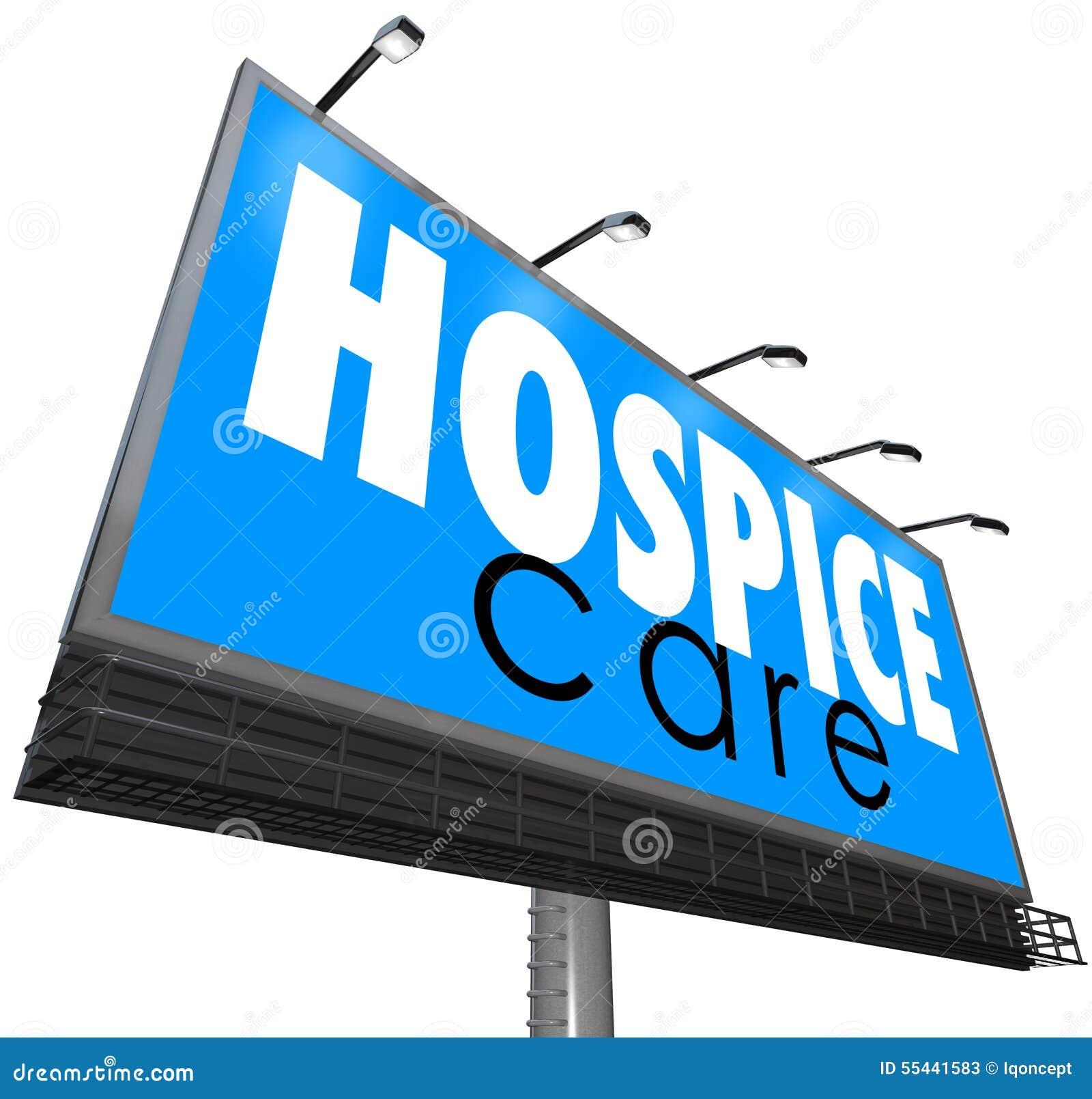 Home Design Ideas For Seniors: Hospice Care Billboard Advertise Home Nursing Medical