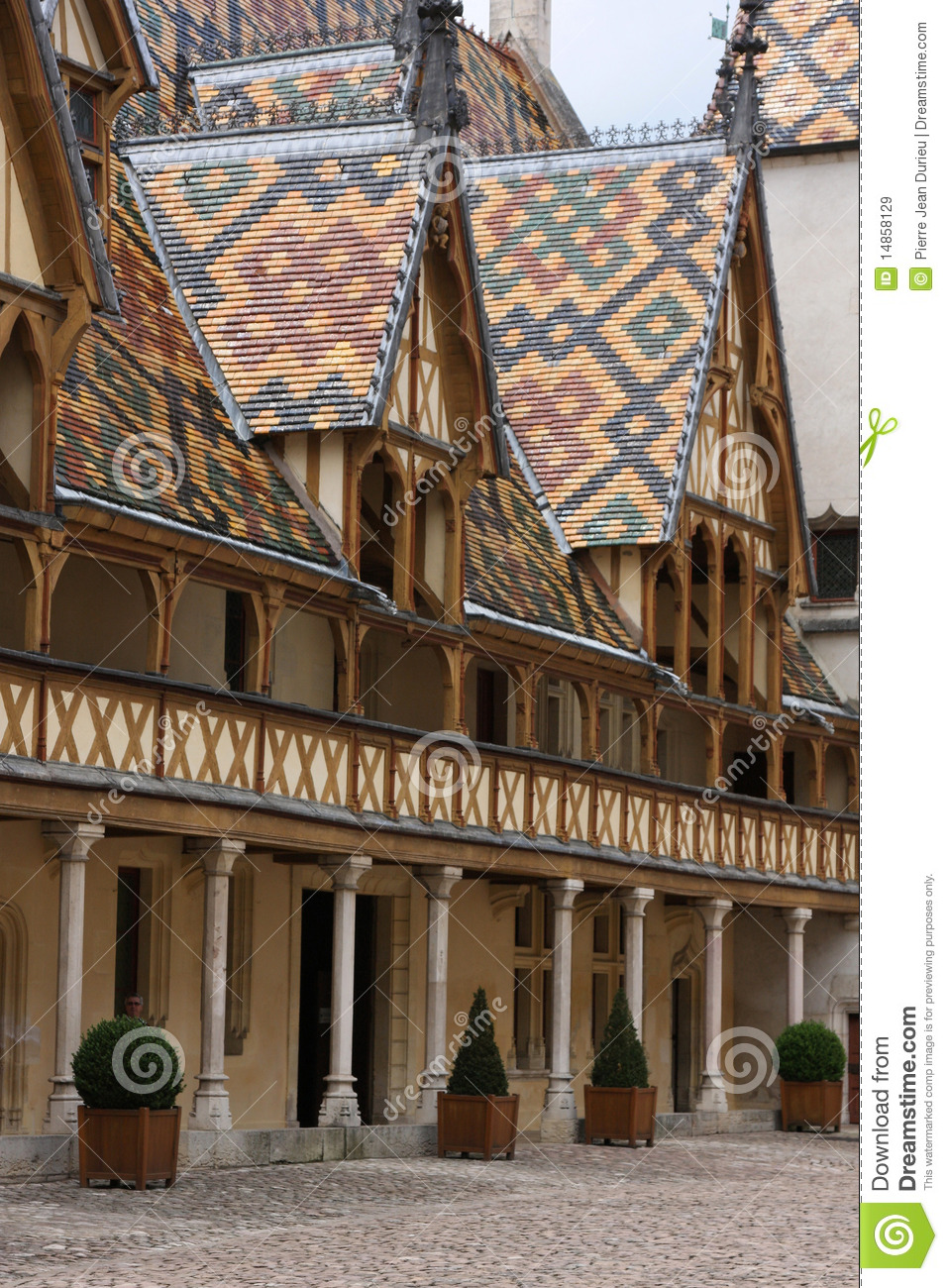 Hospices in Beaune