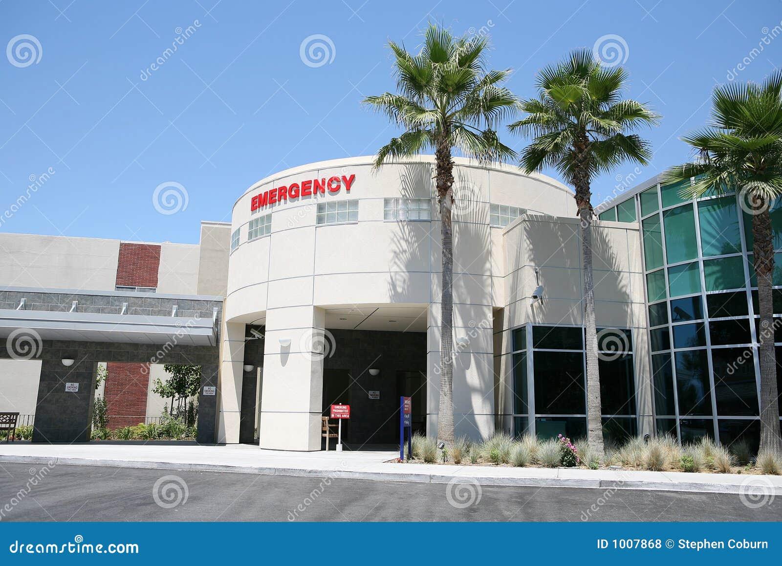 Hospital Royalty Free Stock Photos - Image: 1007868