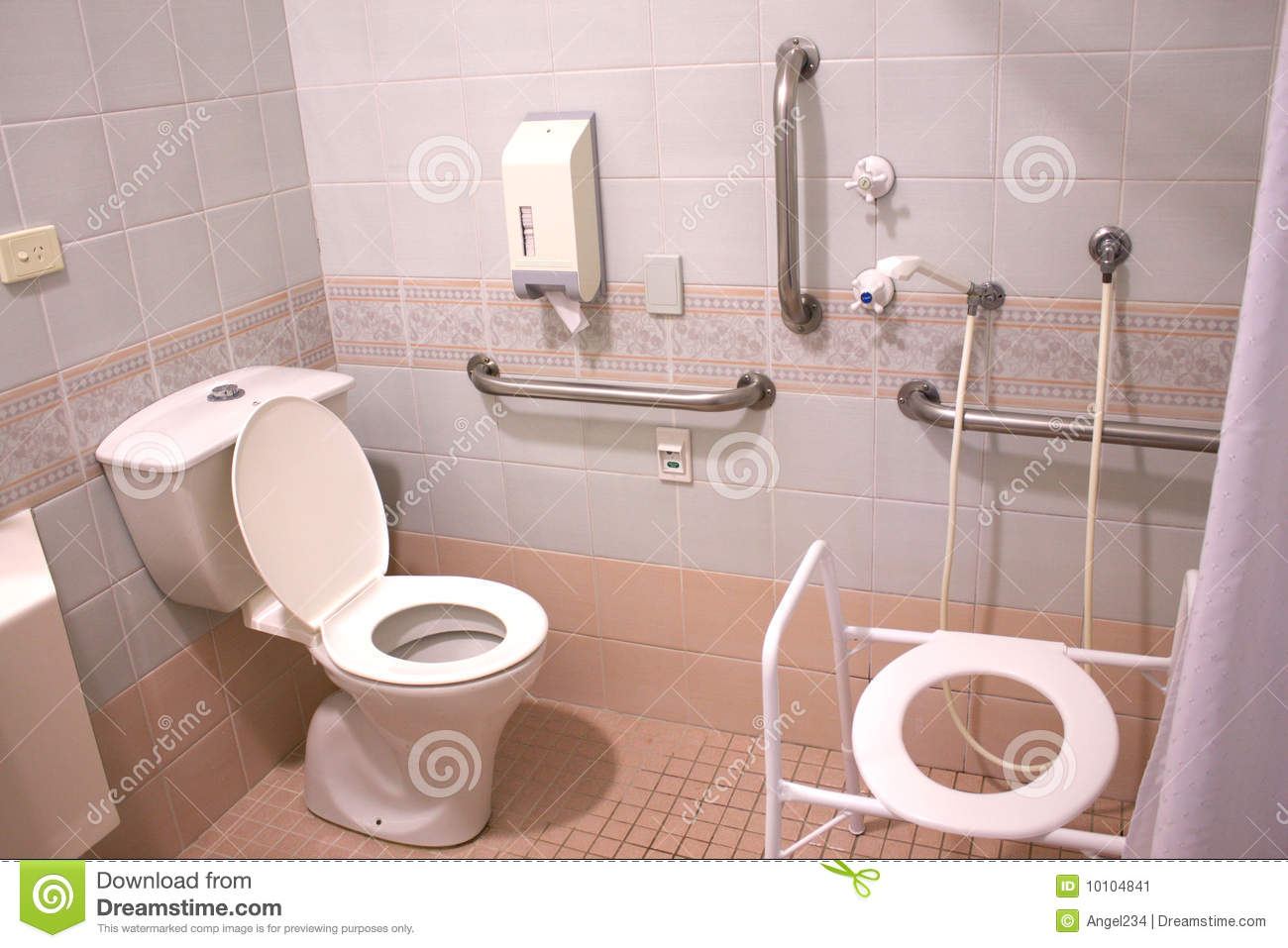 Salle De Bain Irigny ~ Hospital Bathroom Stock Photos Royalty Free Stock Images