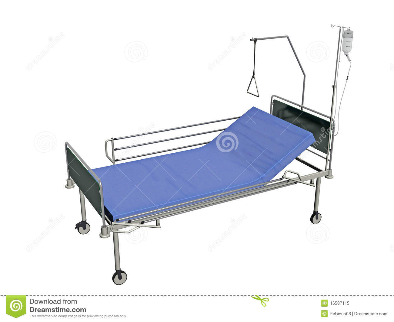 Empty Bed Clipart Made Simple - Even Your Kids Can Do It ...
