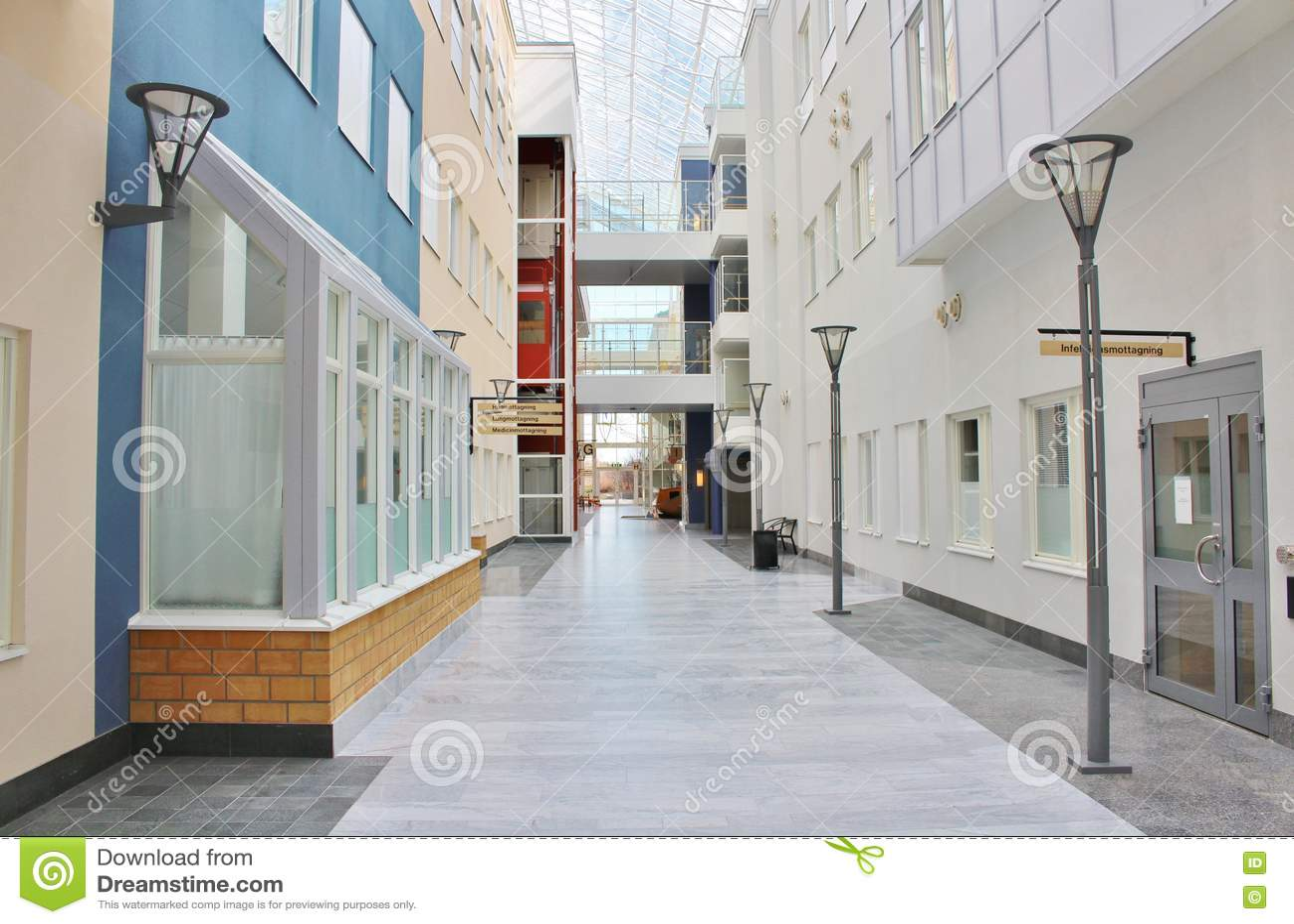 Hospital de Sunderby
