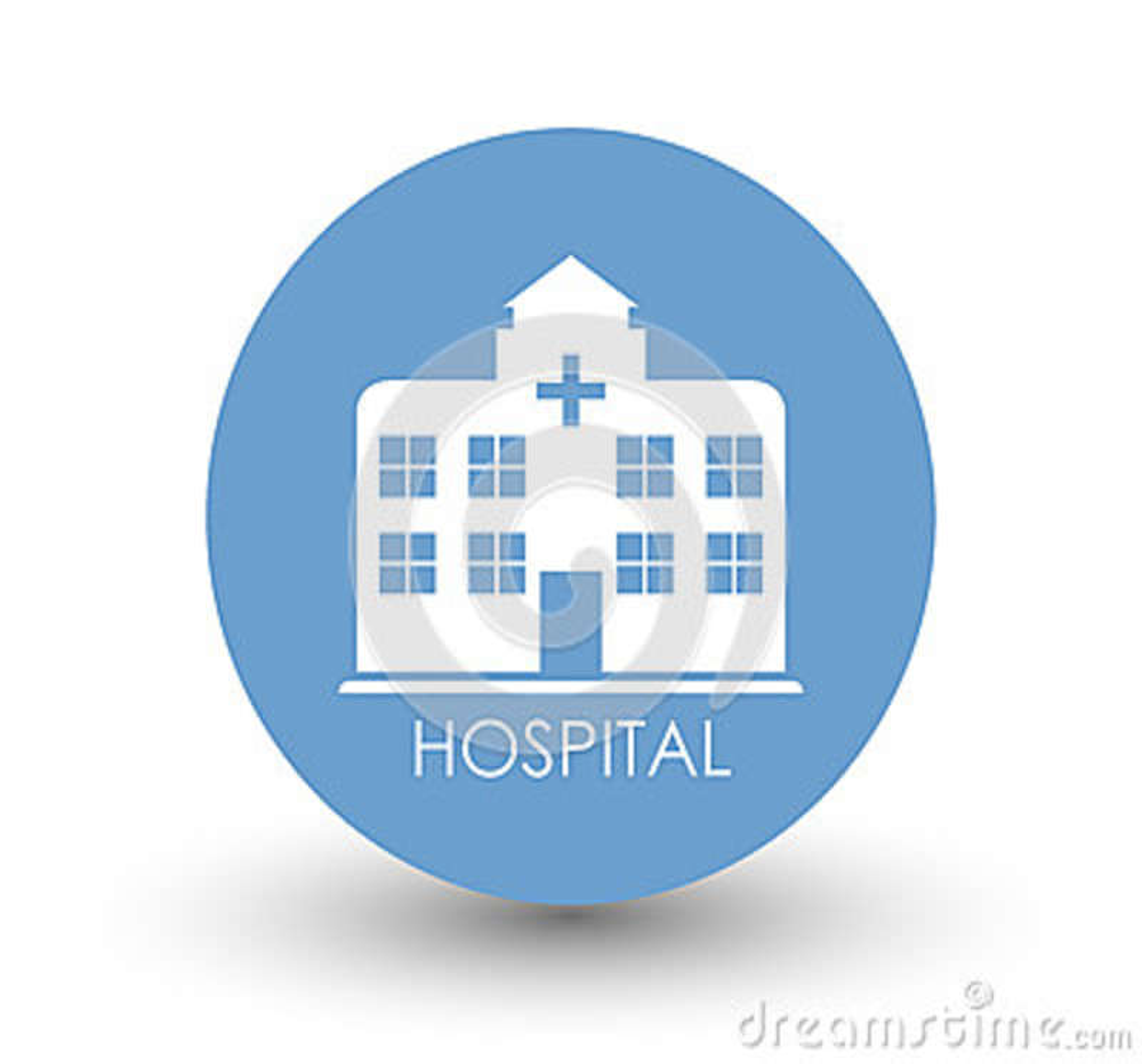 Hospital do ícone