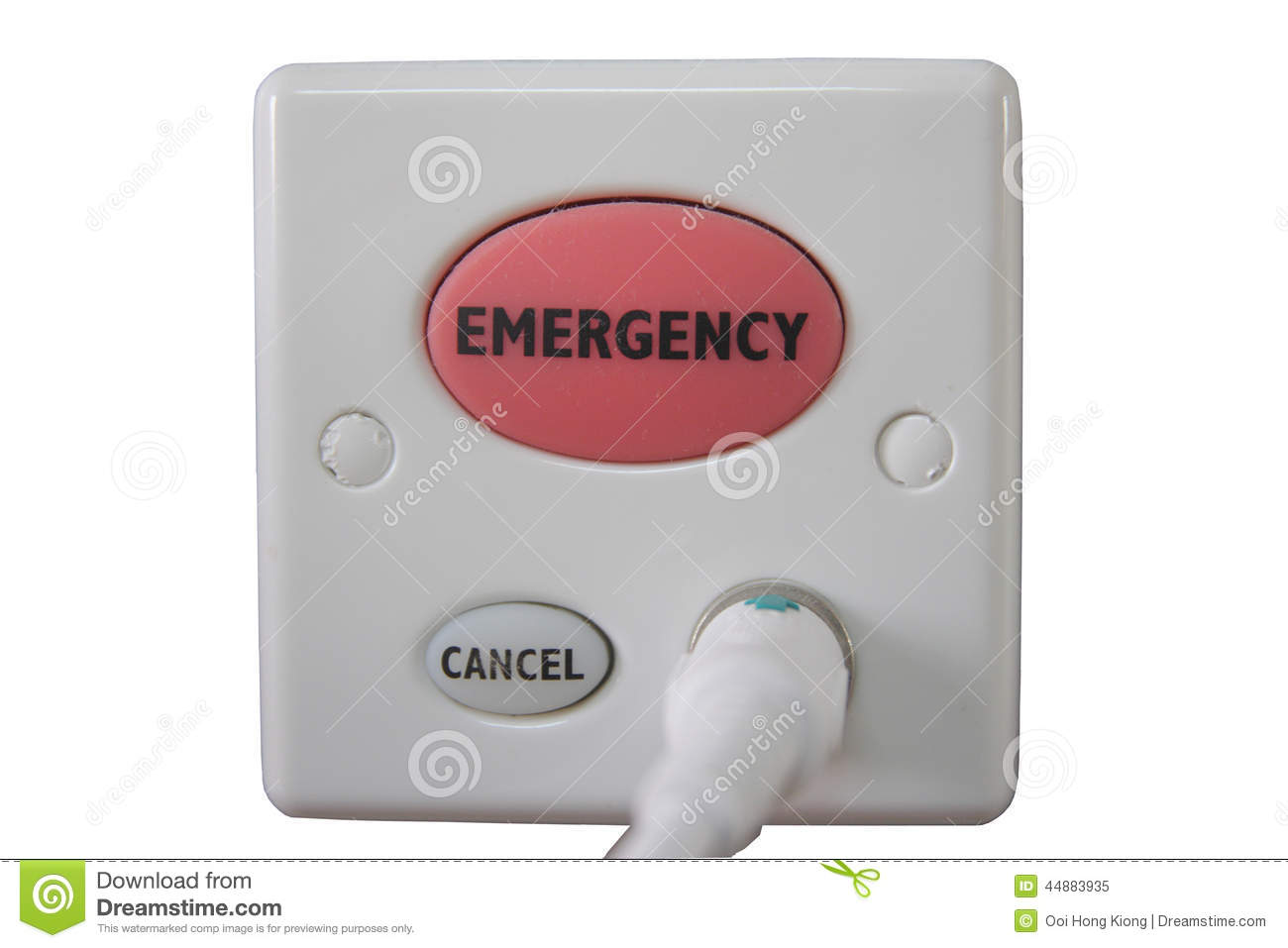 Hospital Emergency Button