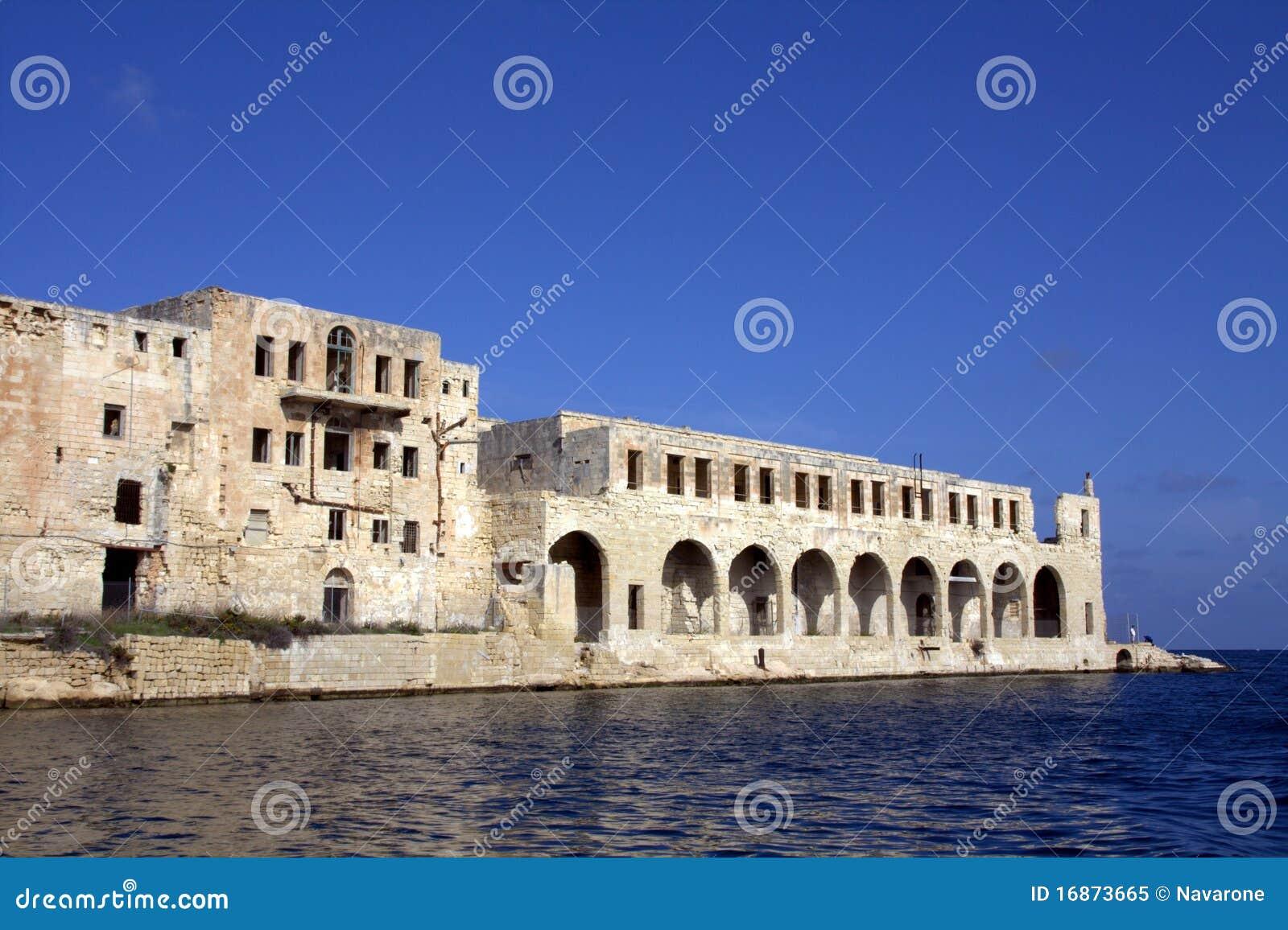 Hospital velho valletta Malta